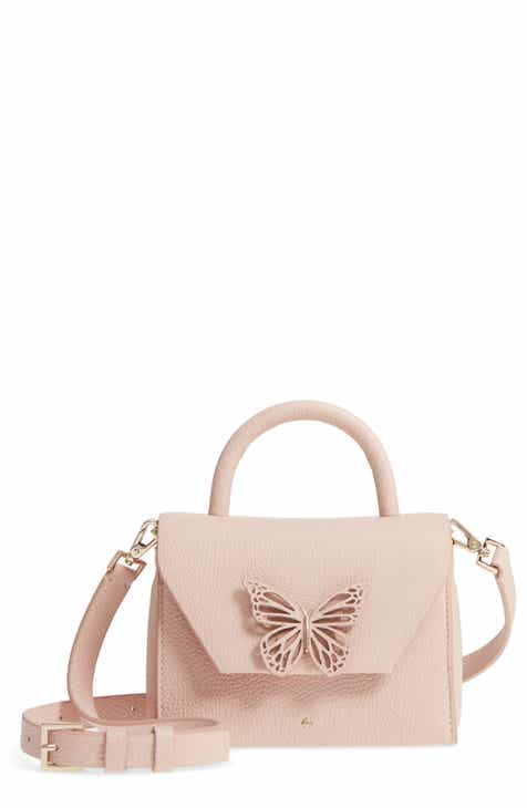 kate spade new york madison knollwood drive - hope leather crossbody bag