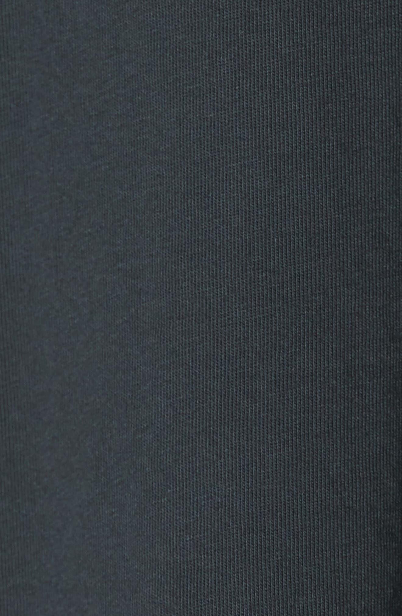 Billy Joel Moscow T-Shirt,                             Alternate thumbnail 5, color,                             Dusty Black