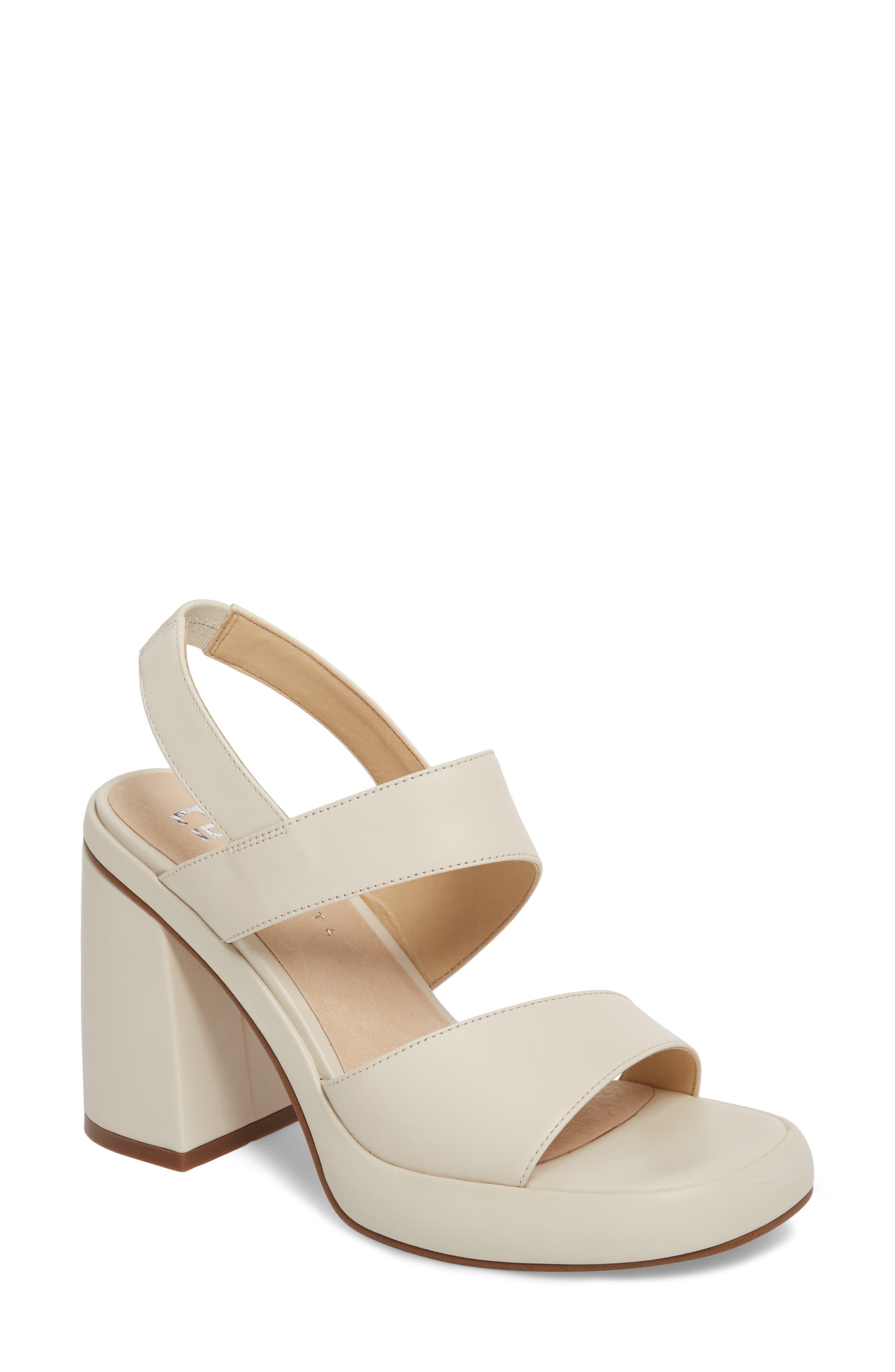 E8 by Miista Block Heel Sandal (Women)
