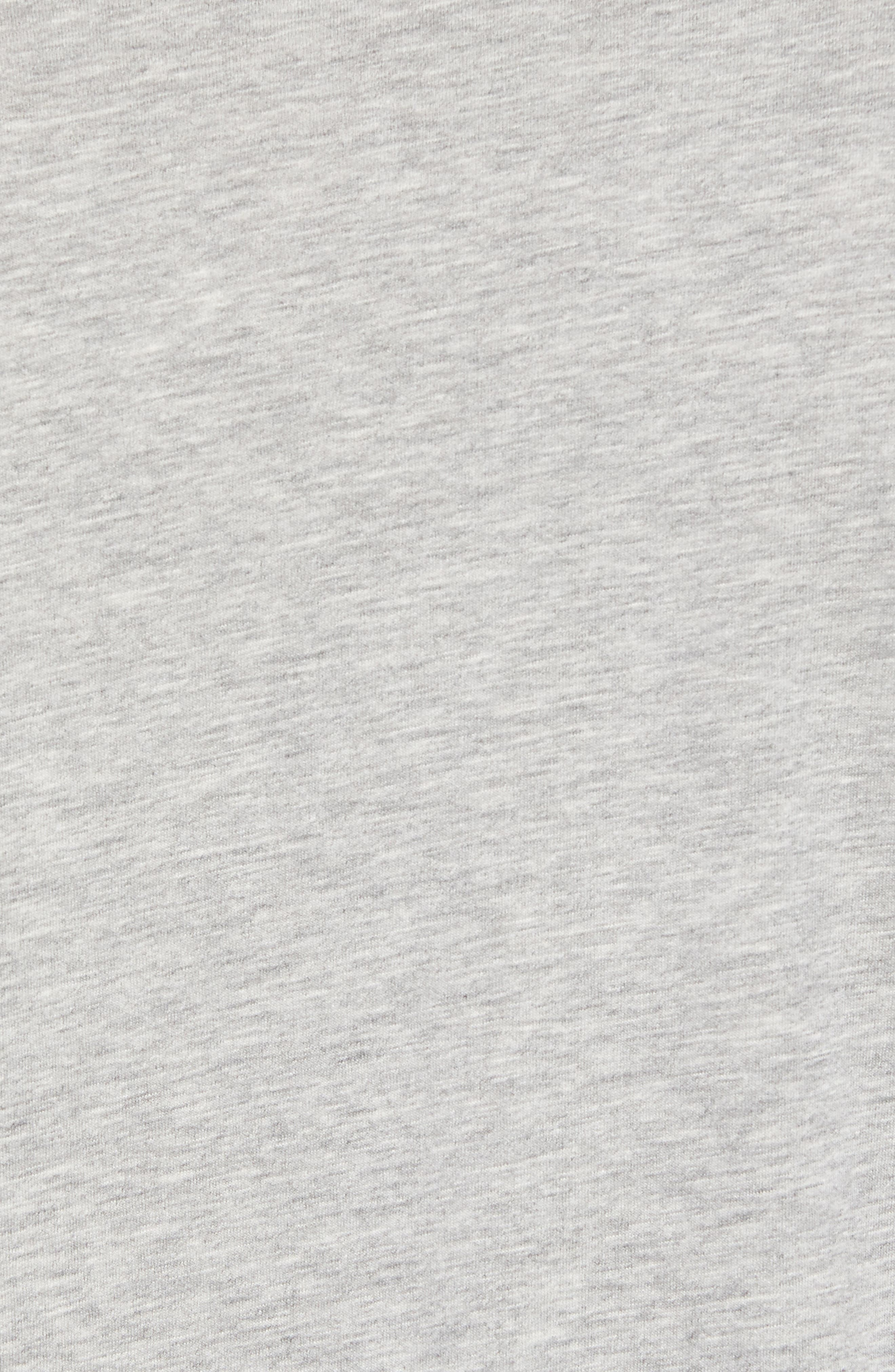 Halifax Crewneck T-Shirt,                             Alternate thumbnail 5, color,                             Light Grey