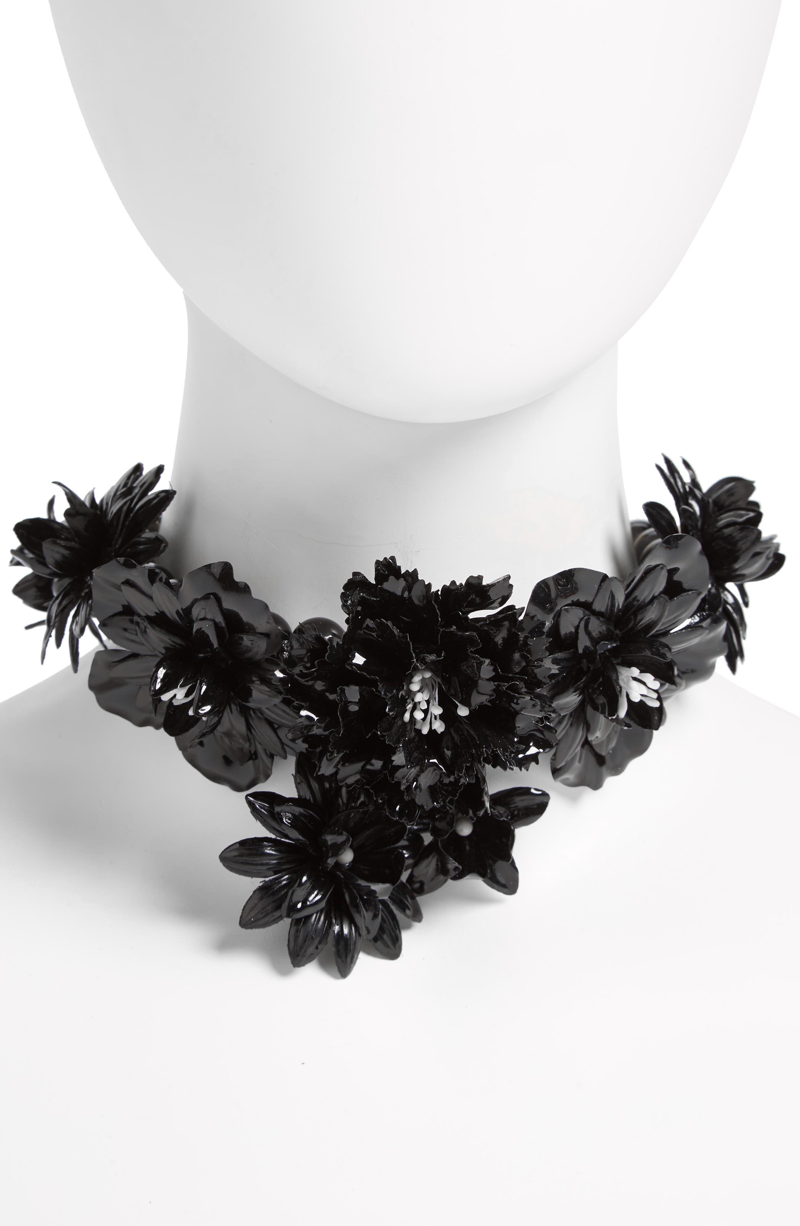 Isabel Marant Aloha Floral Choker