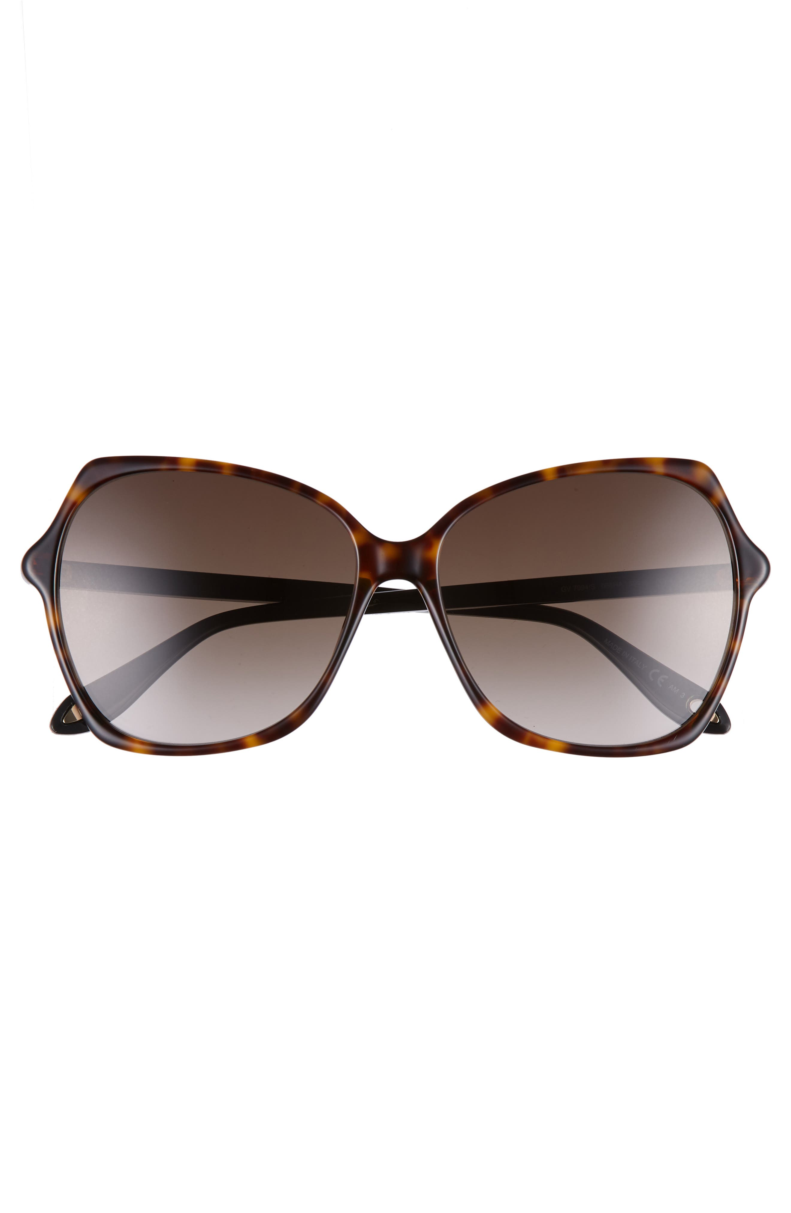 Alternate Image 3  - Givenchy 59mm Butterfly Sunglasses
