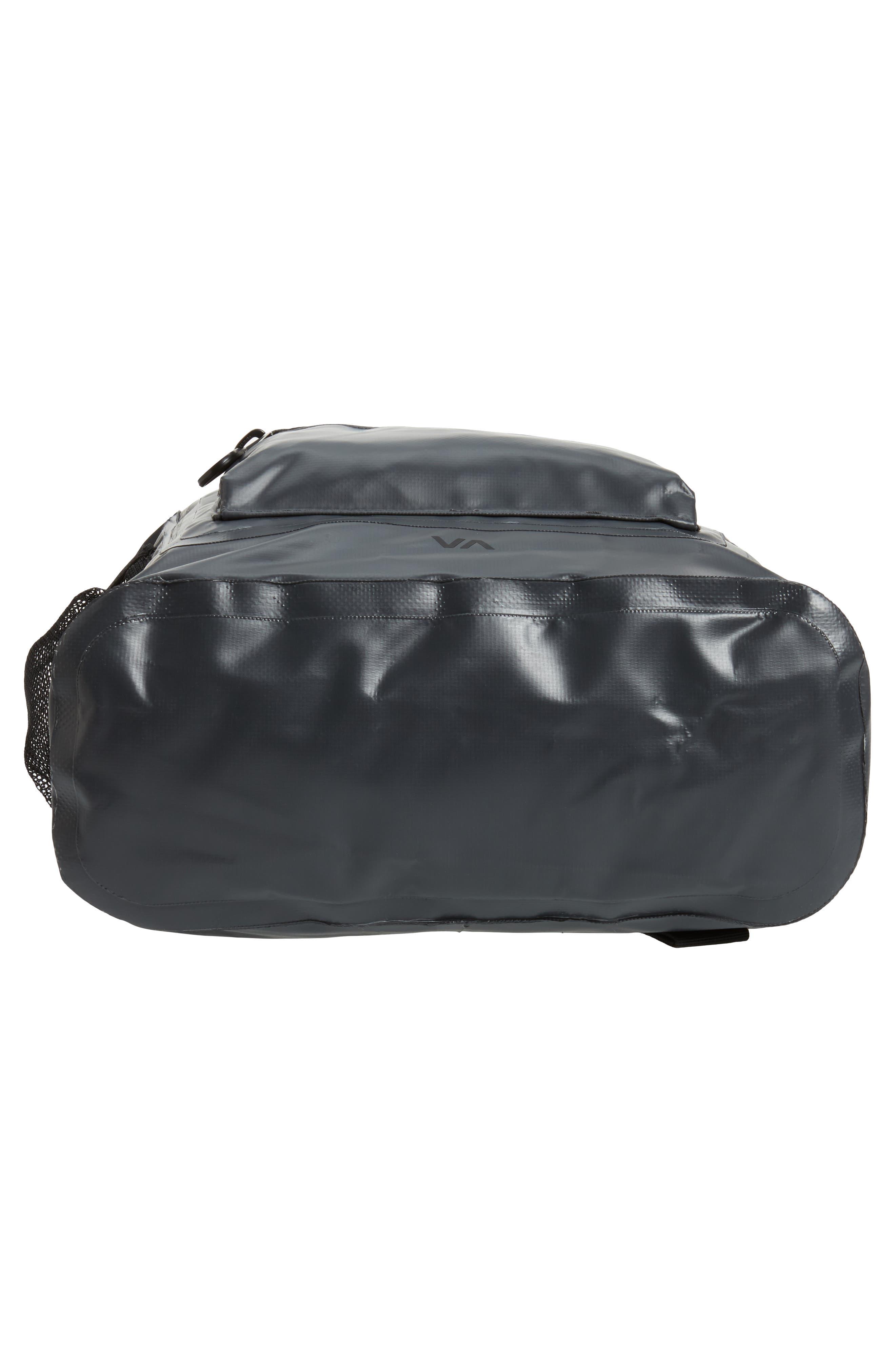 Go Be II Waterproof Backpack,                             Alternate thumbnail 6, color,                             Charcoal