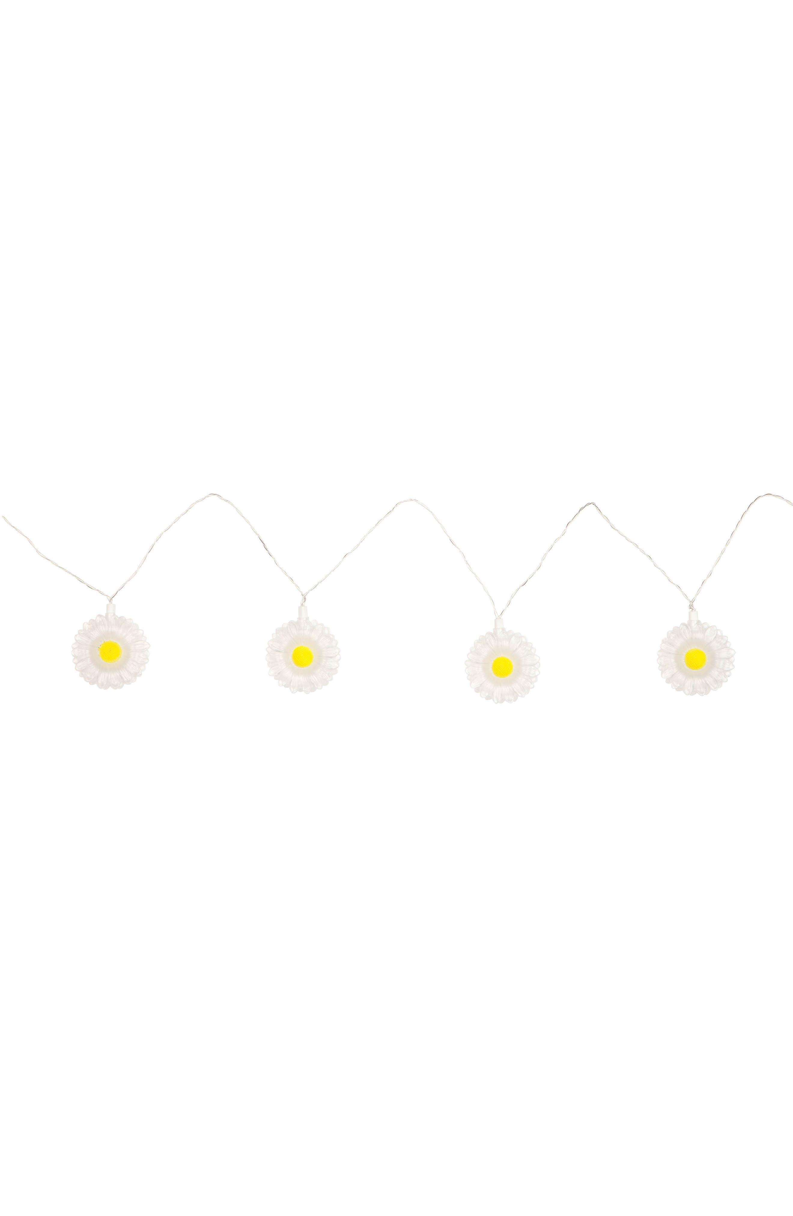 Sunnylife Daisy Battery Powered String Lights