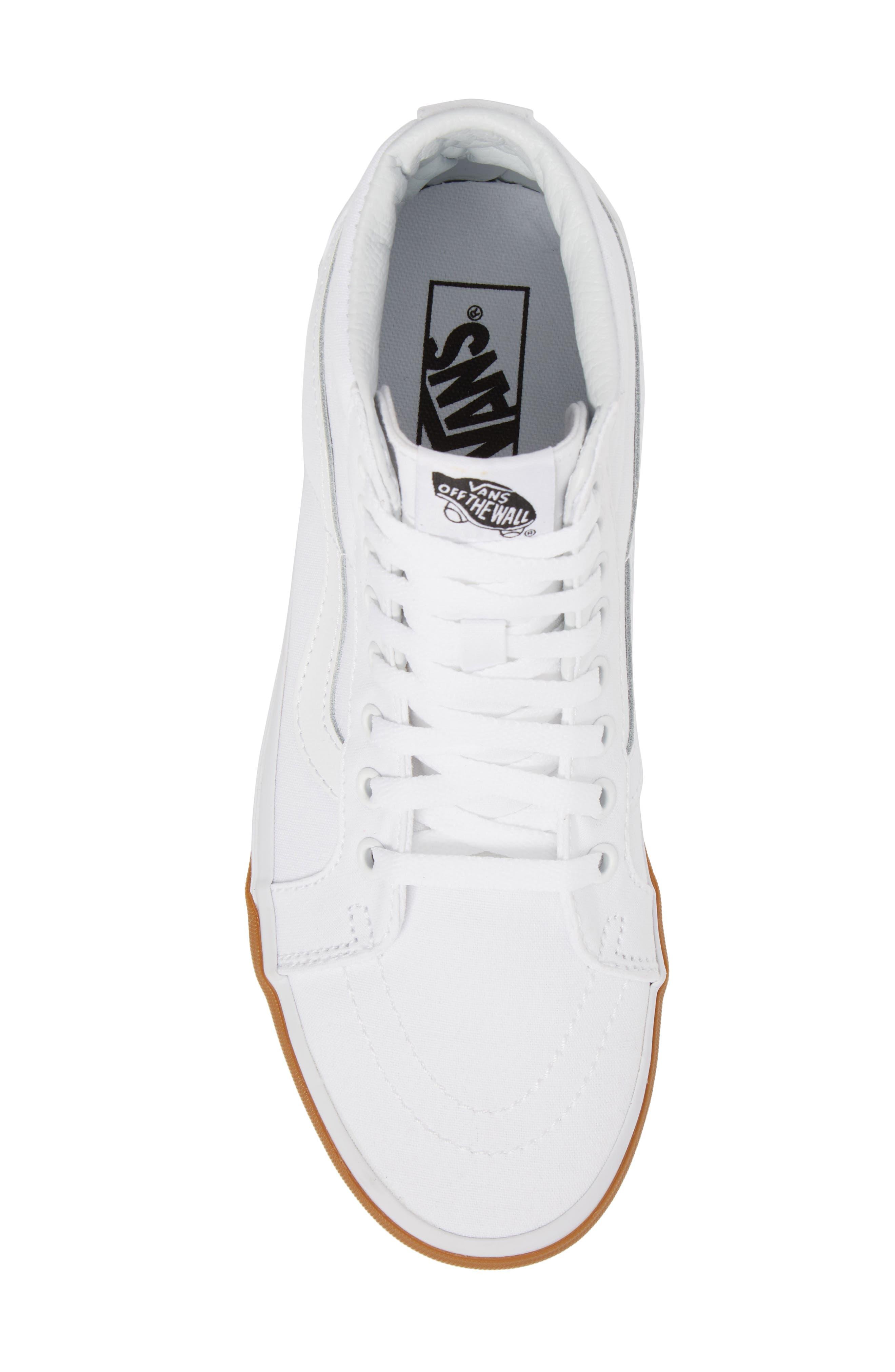 Alternate Image 5  - Vans 'Sk8-Hi Reissue' Sneaker (Men)