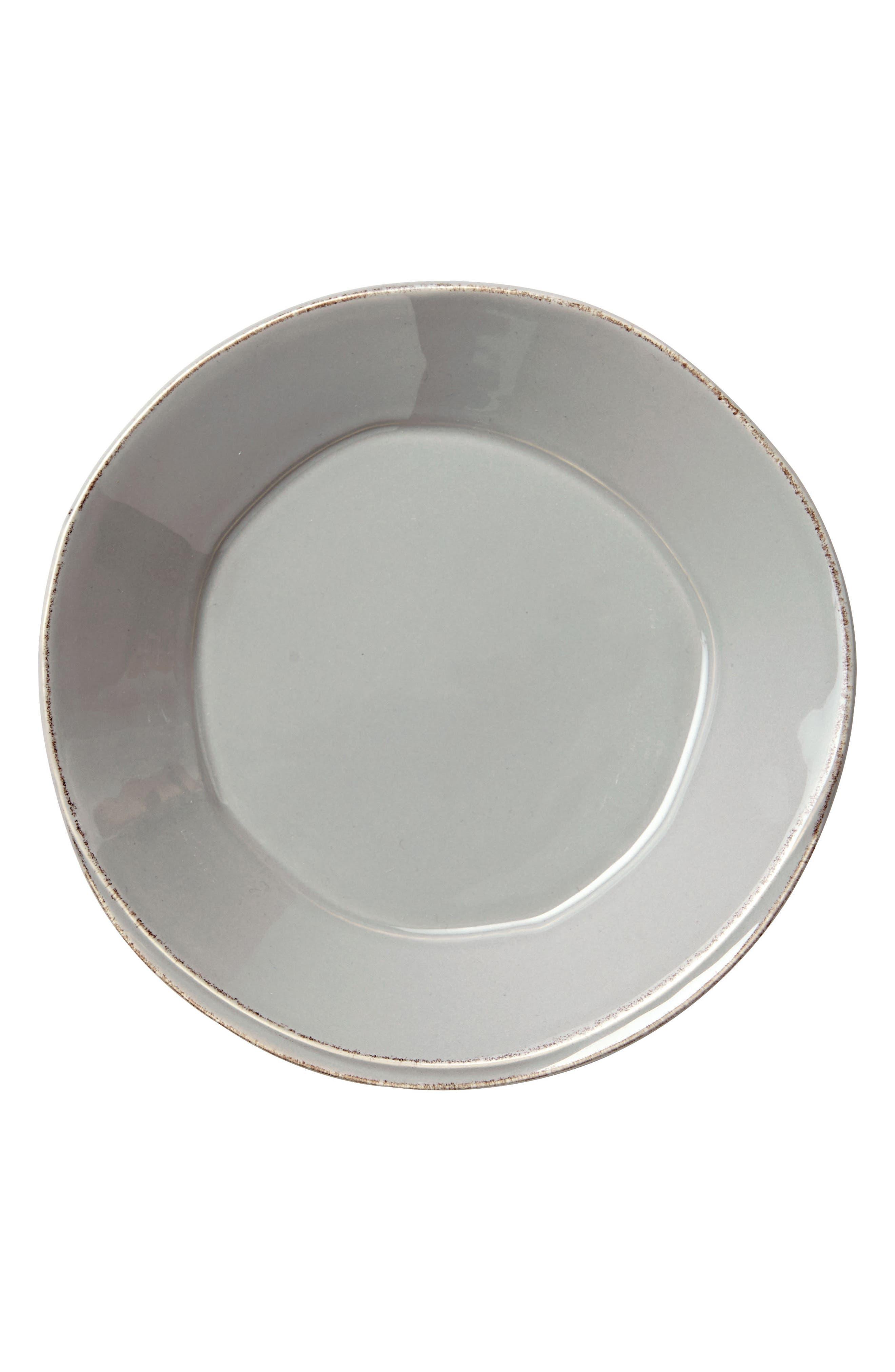 VIETRA Lastra Pasta Bowl,                             Main thumbnail 1, color,                             Gray