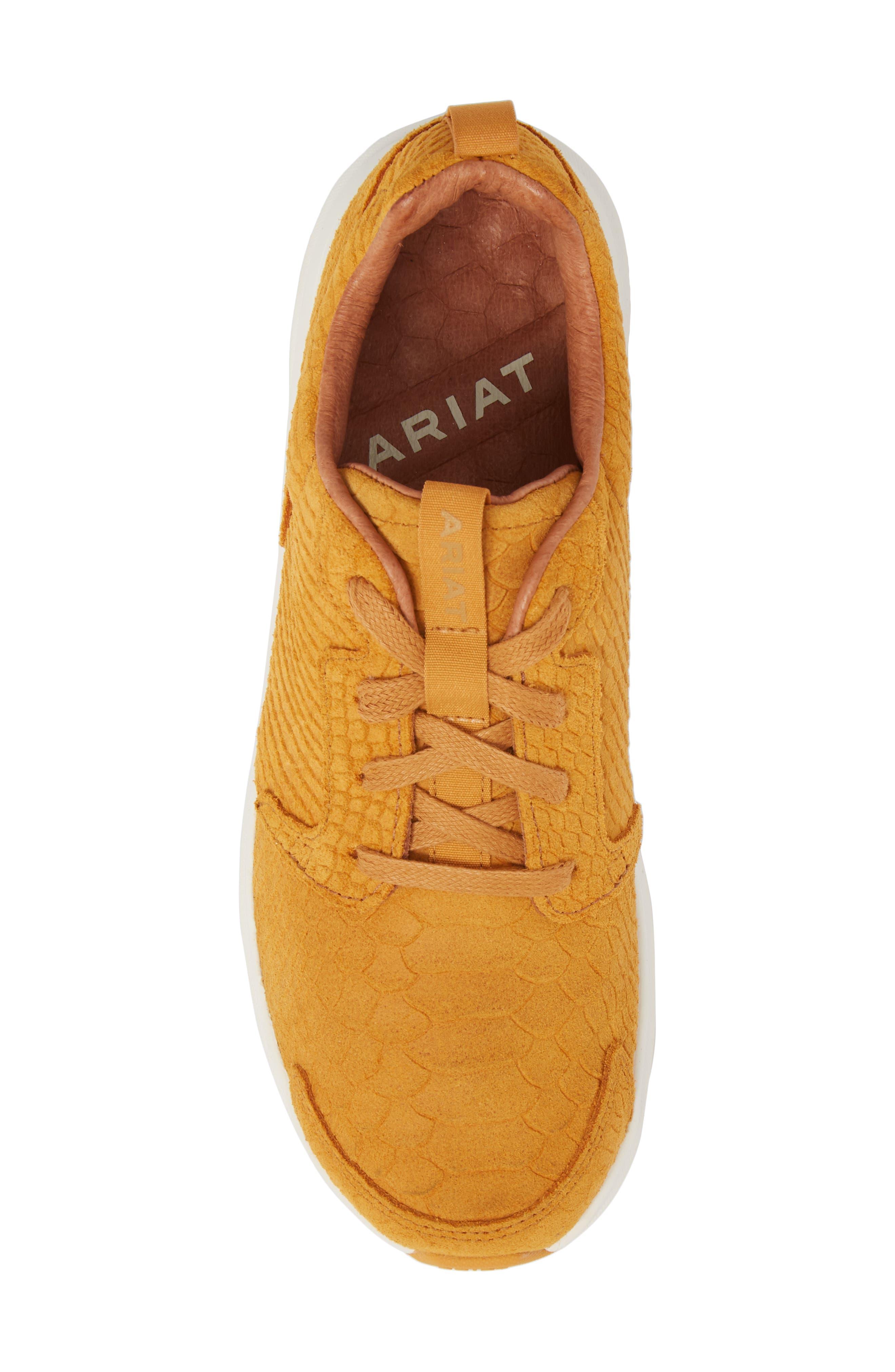 Fusion Sneaker,                             Alternate thumbnail 5, color,                             Fiery Zilla