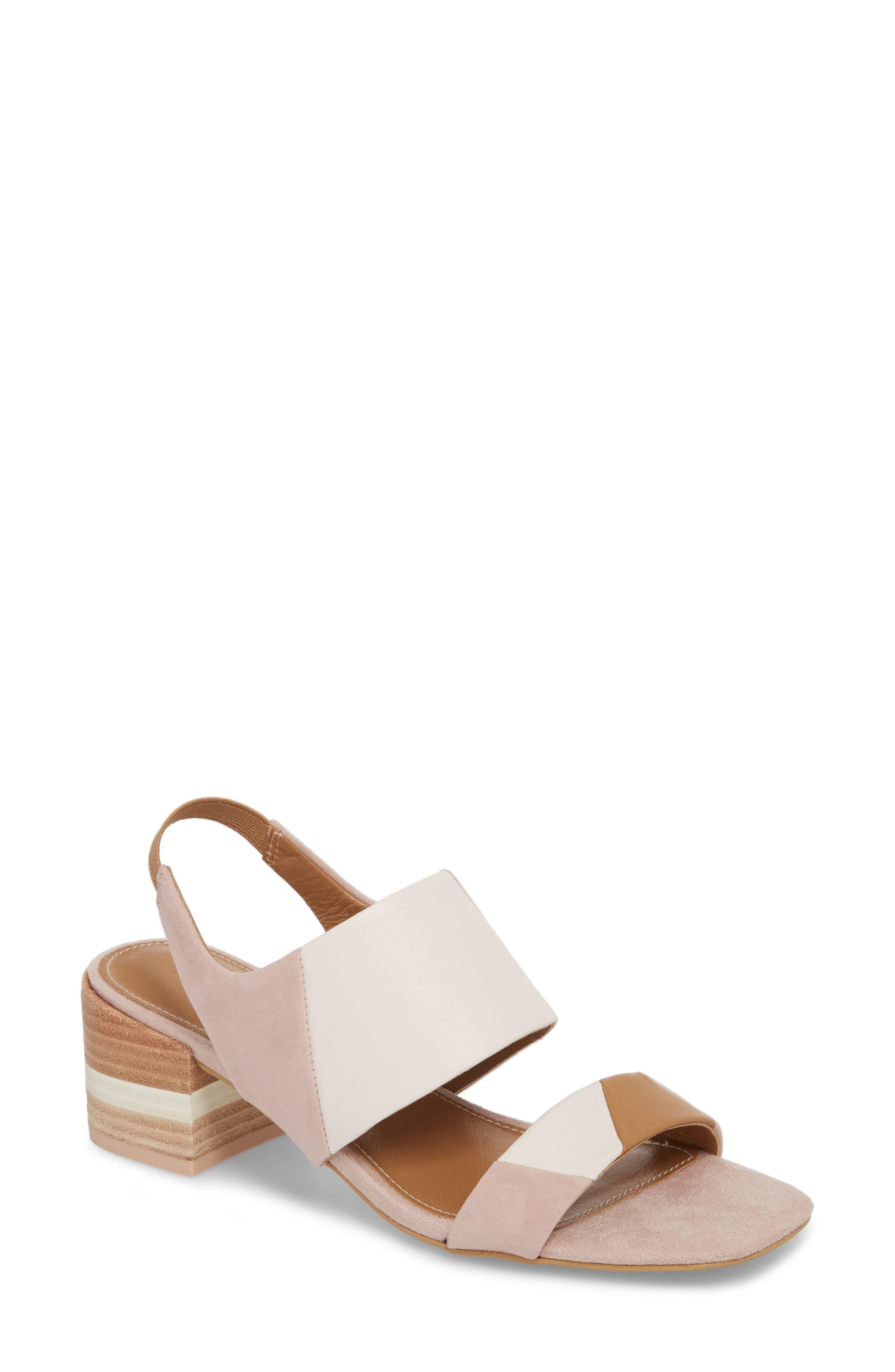 Kelsi Dagger Brooklyn Shiloh Block Heel Sandal (Women)