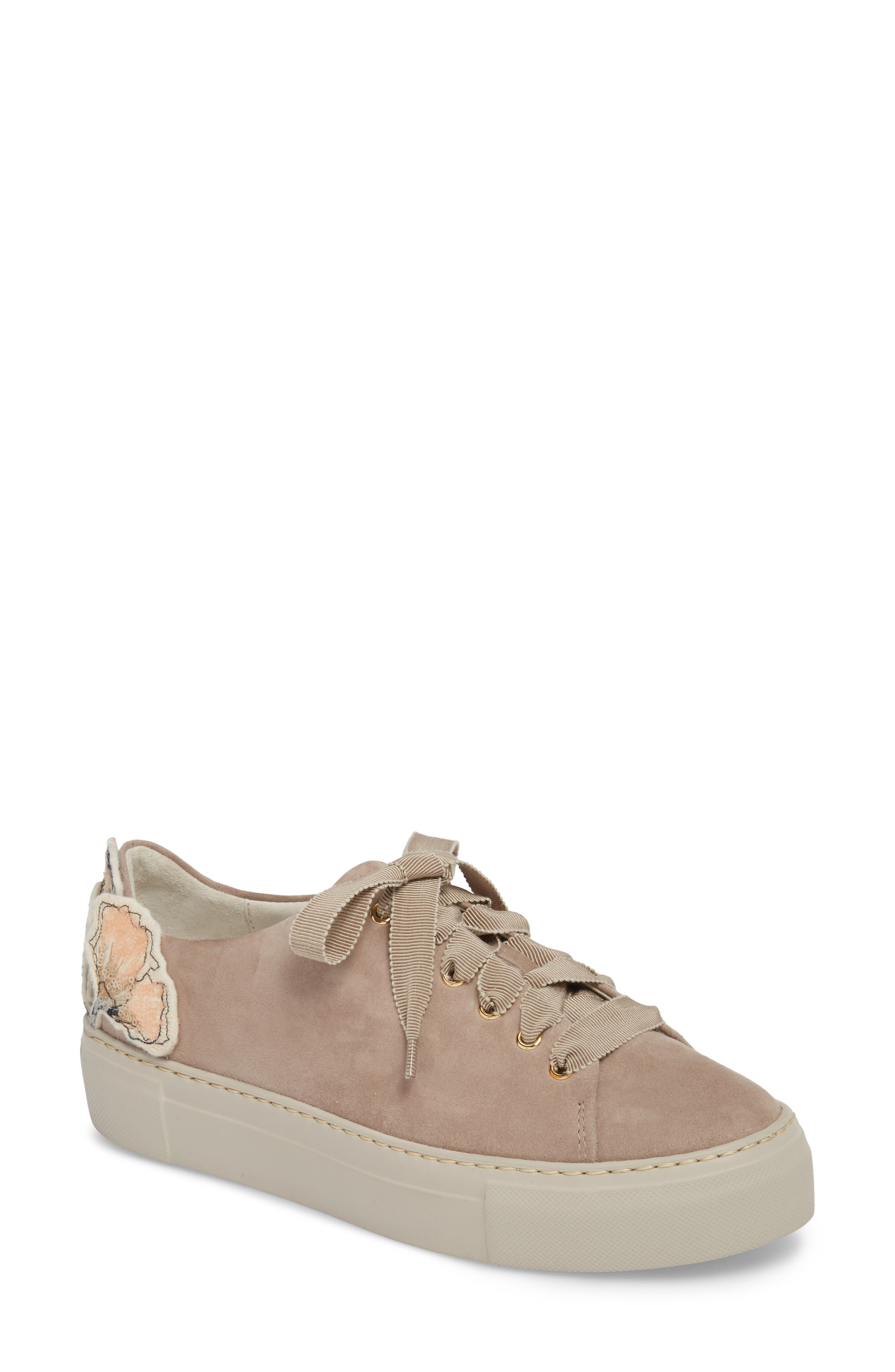 AGL Floral Embellished Sneaker (Women)