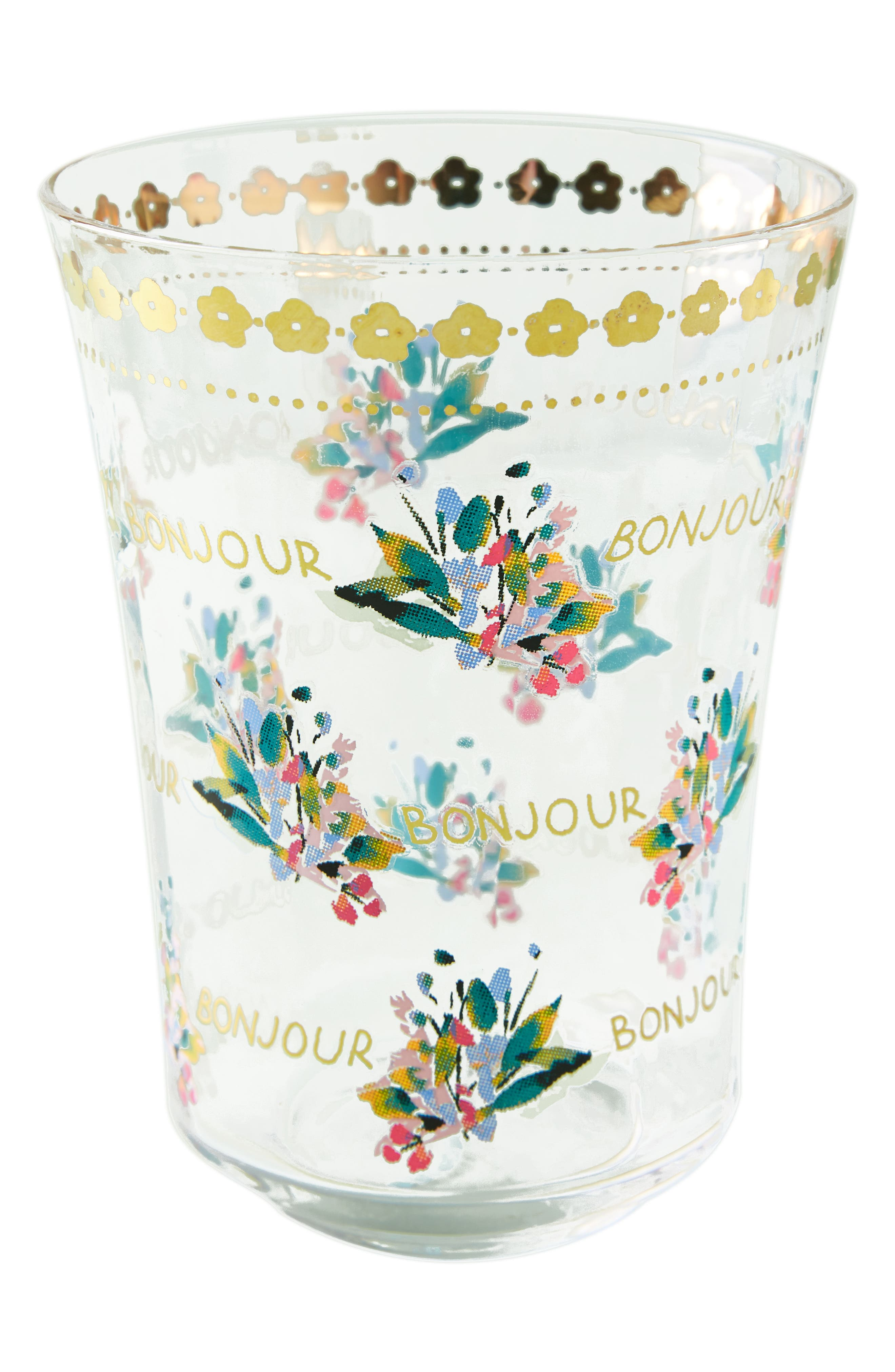 Alternate Image 3  - Anthropologie Gilded Journey Juice Glass