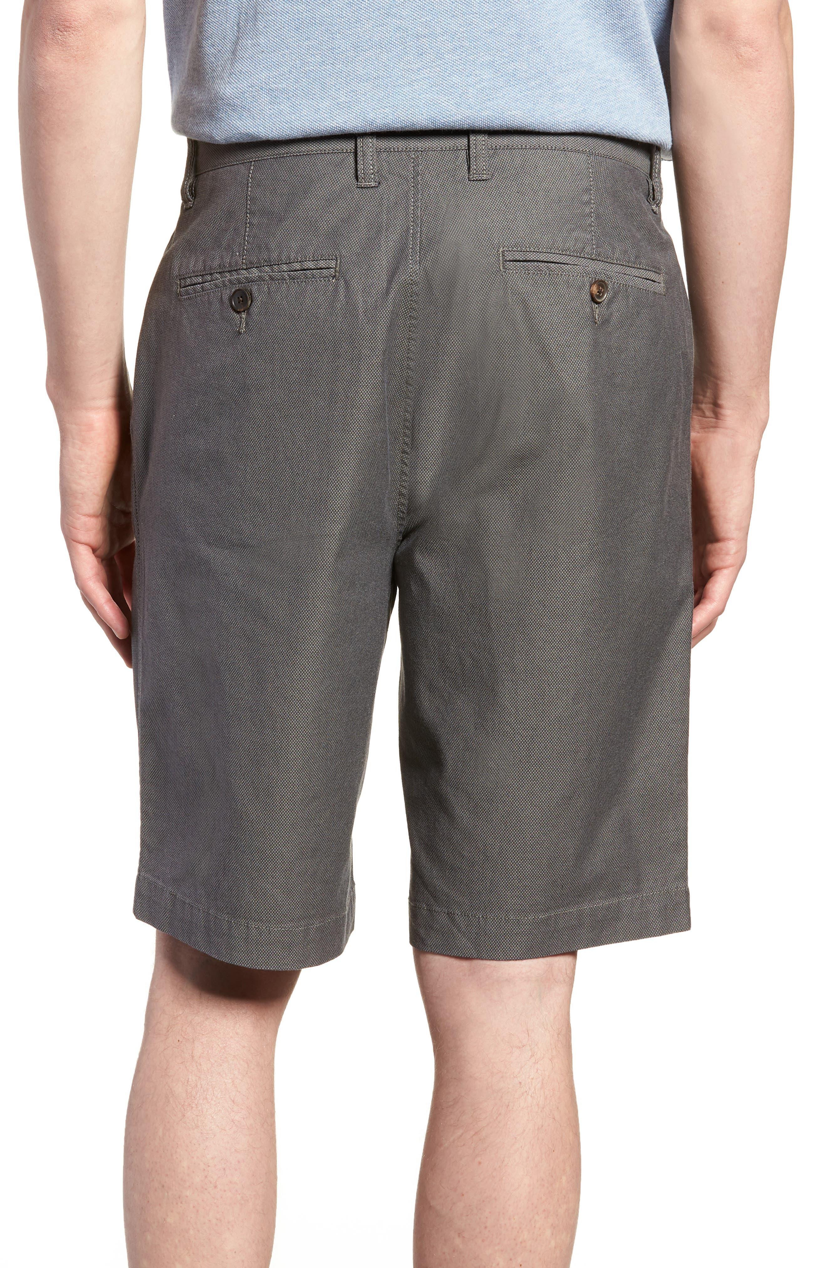 Army Bay Regular Fit Shorts,                             Alternate thumbnail 2, color,                             Granite