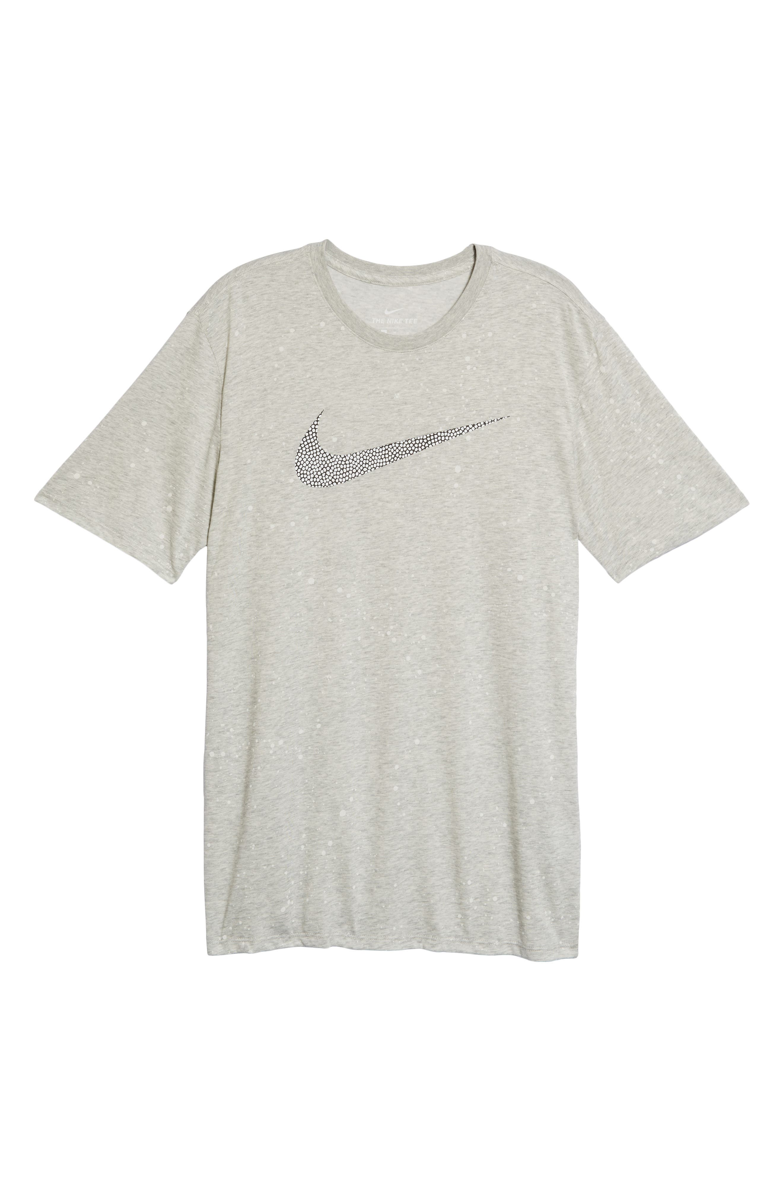 Dry T-Shirt,                             Alternate thumbnail 6, color,                             Grey Heather