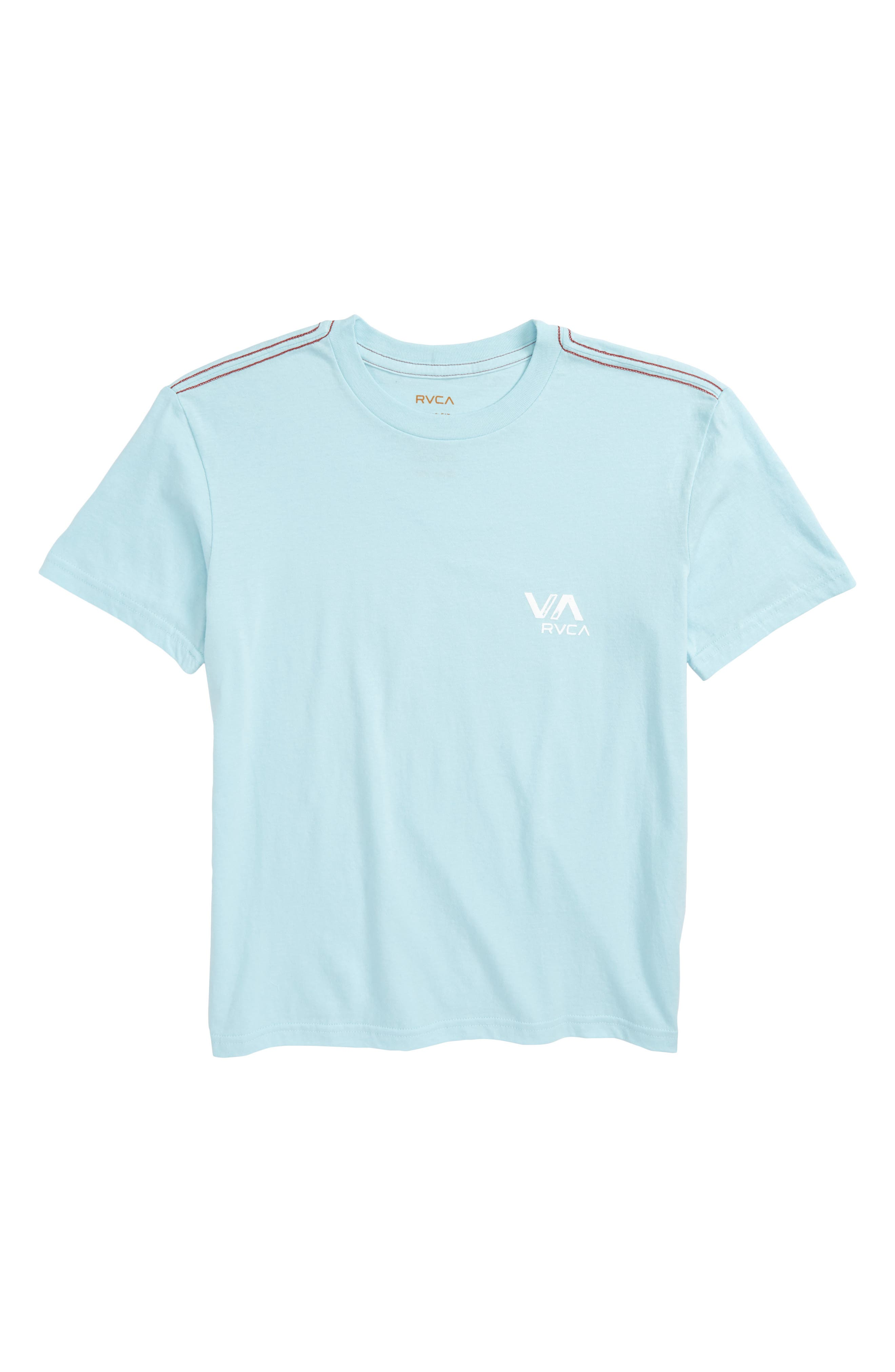 RVCA VA Ink T-Shirt (Big Boys)