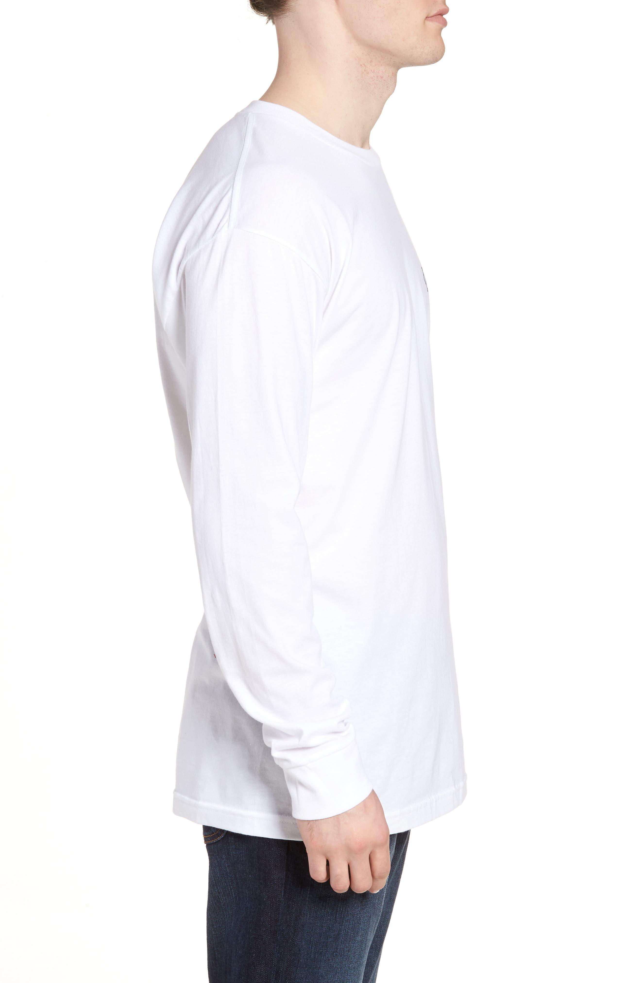 The Biz Graphic T-Shirt,                             Alternate thumbnail 3, color,                             White