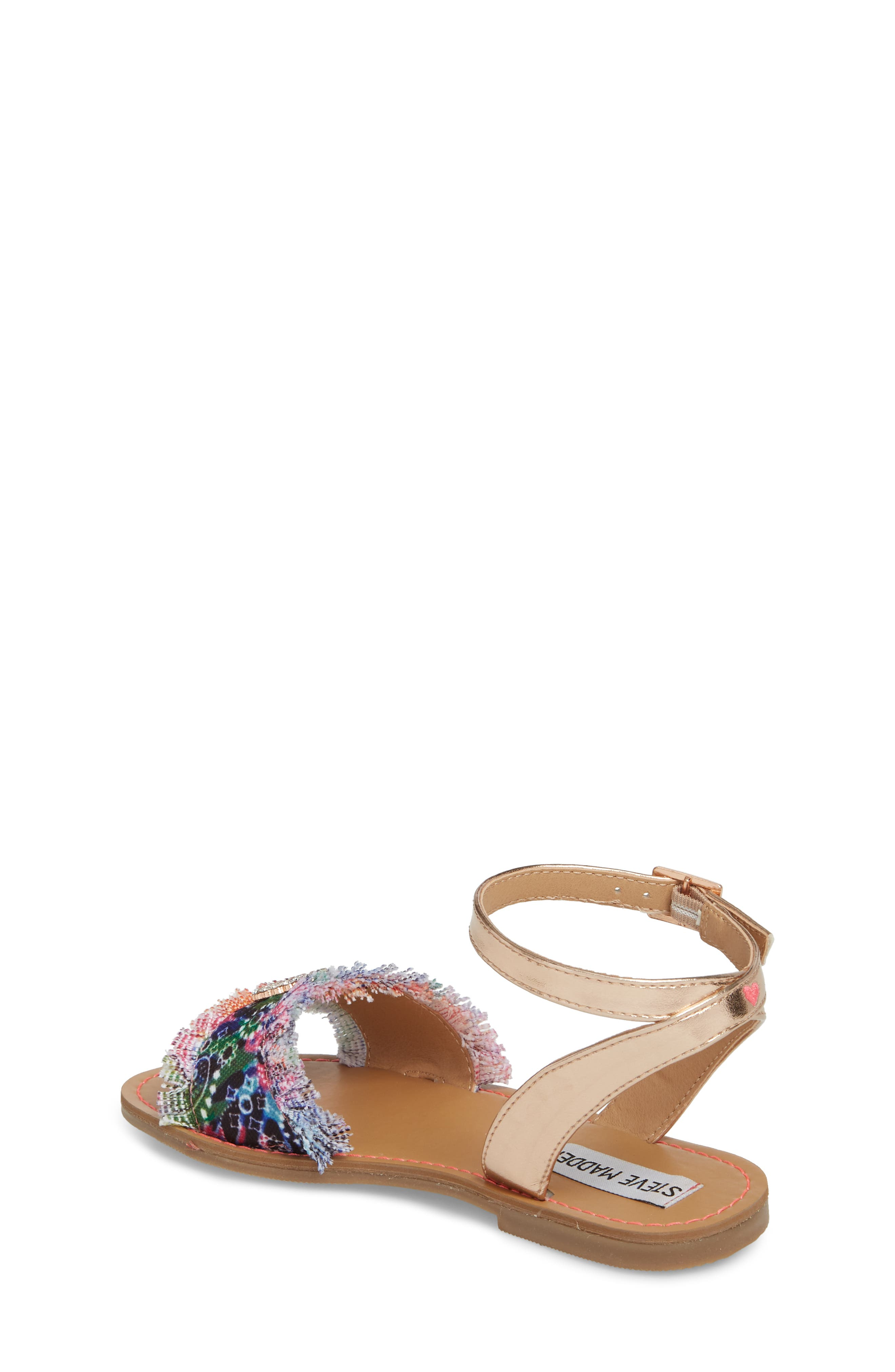 JVILLA Ankle Strap Sandal,                             Alternate thumbnail 2, color,                             Tie Dye