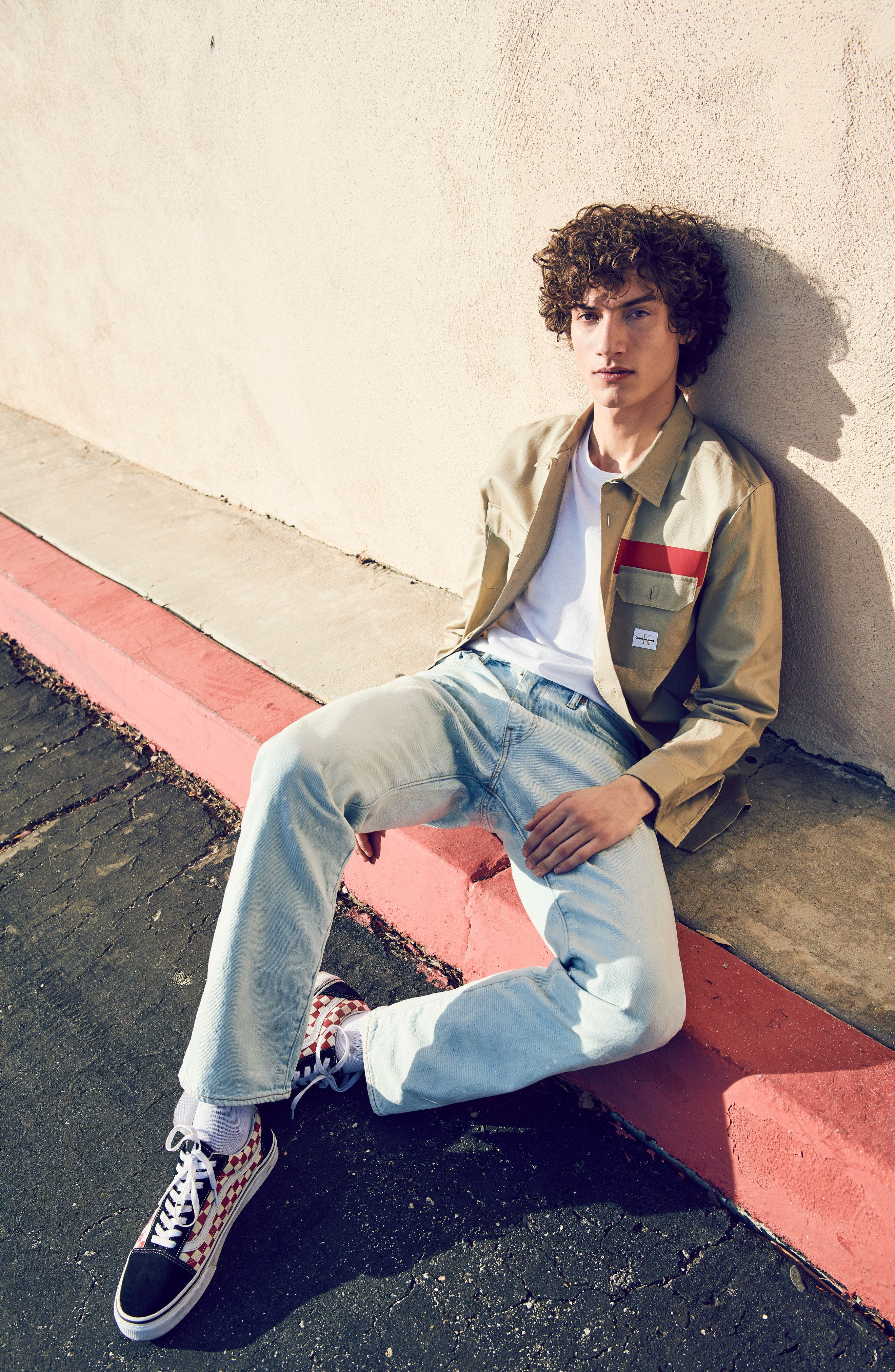 513<sup>™</sup> Slim Straight Leg Jeans,                             Alternate thumbnail 9, color,