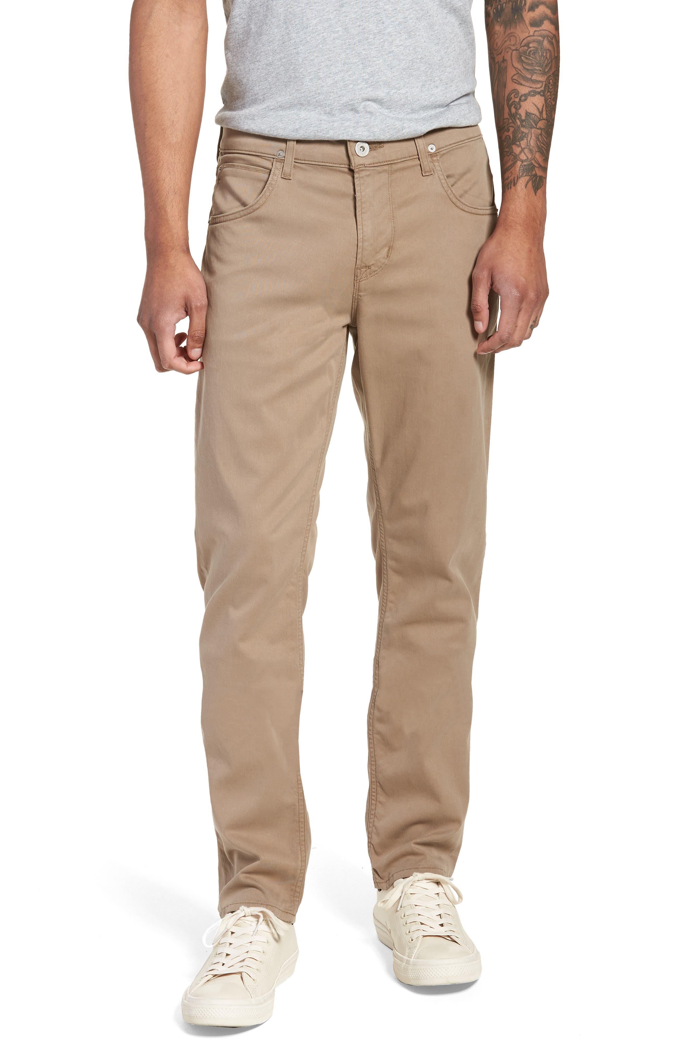 Blake Slim Fit Jeans,                             Main thumbnail 1, color,                             Sandman