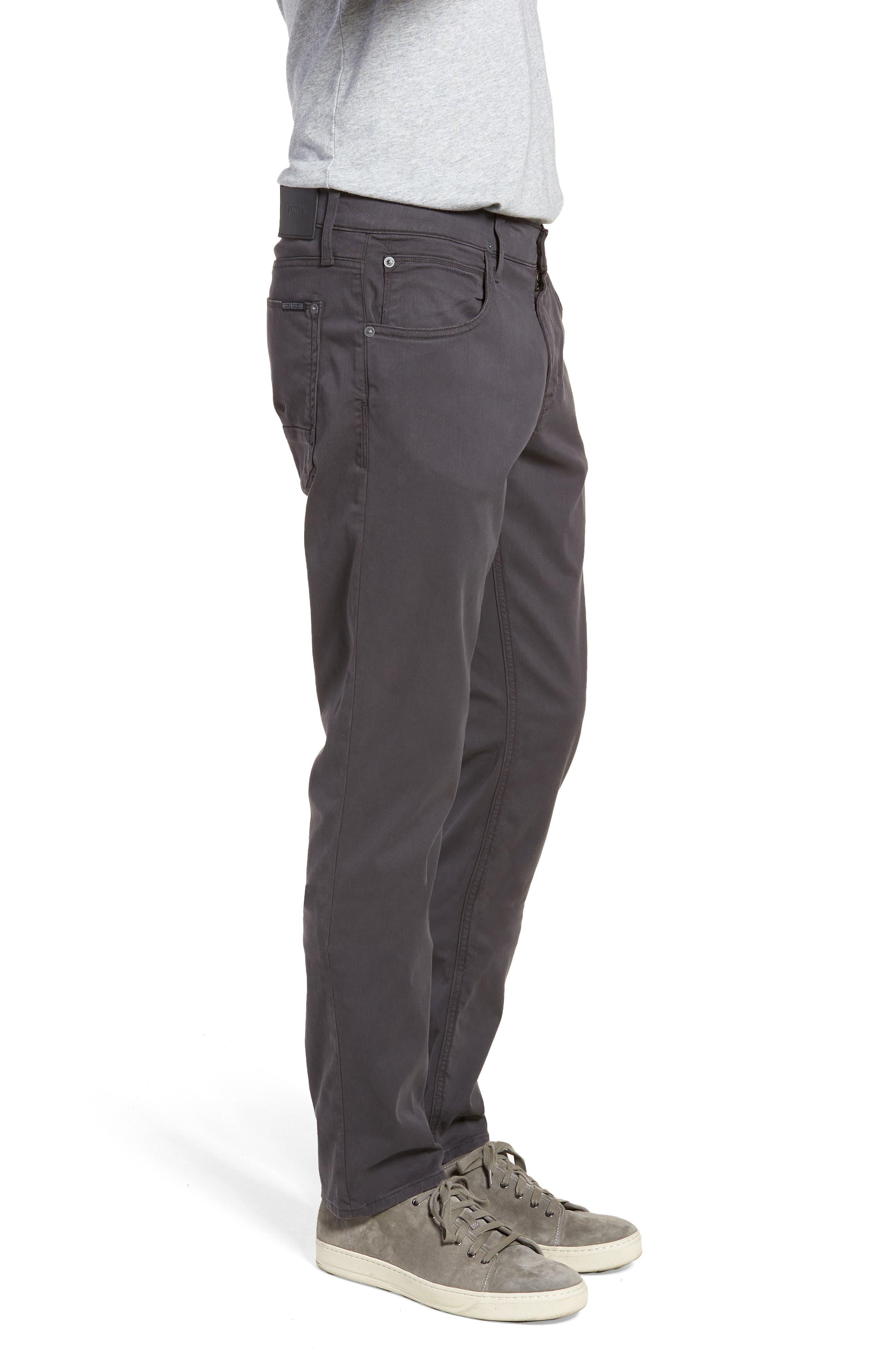 Blake Slim Fit Jeans,                             Alternate thumbnail 3, color,                             Metal