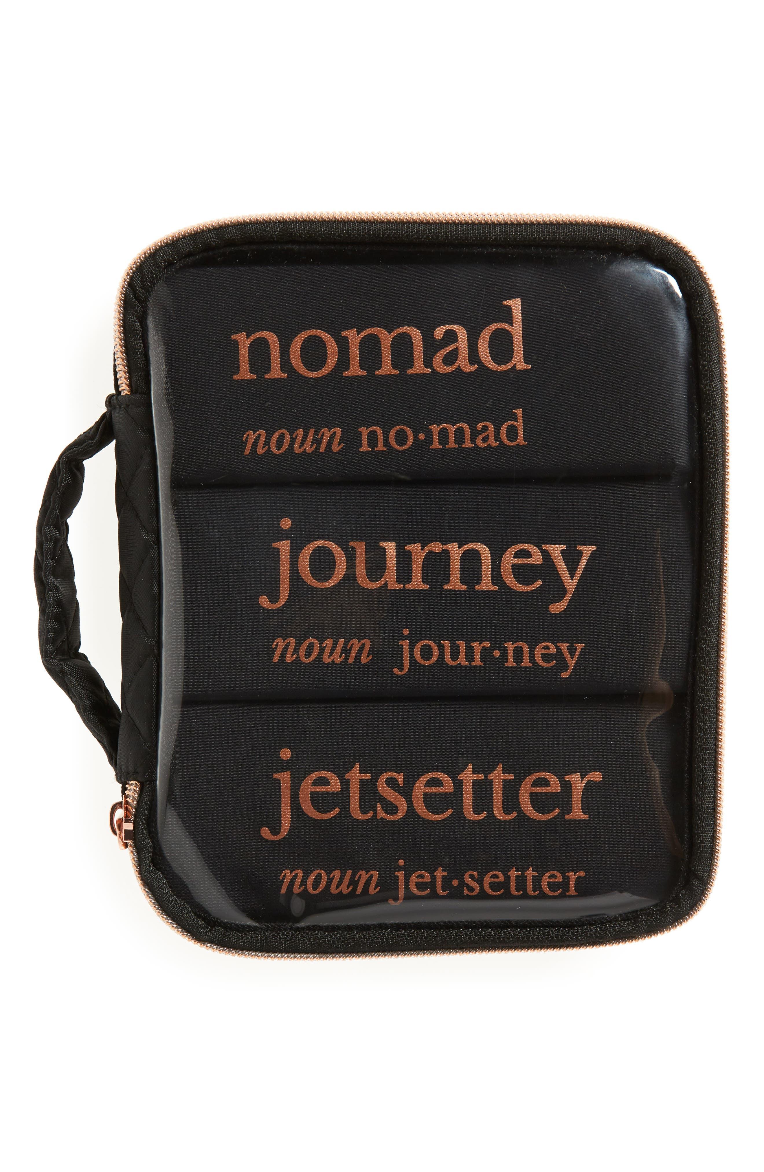 MyTagalongs Set of 3 Jetsetter Drawstring Travel Bags