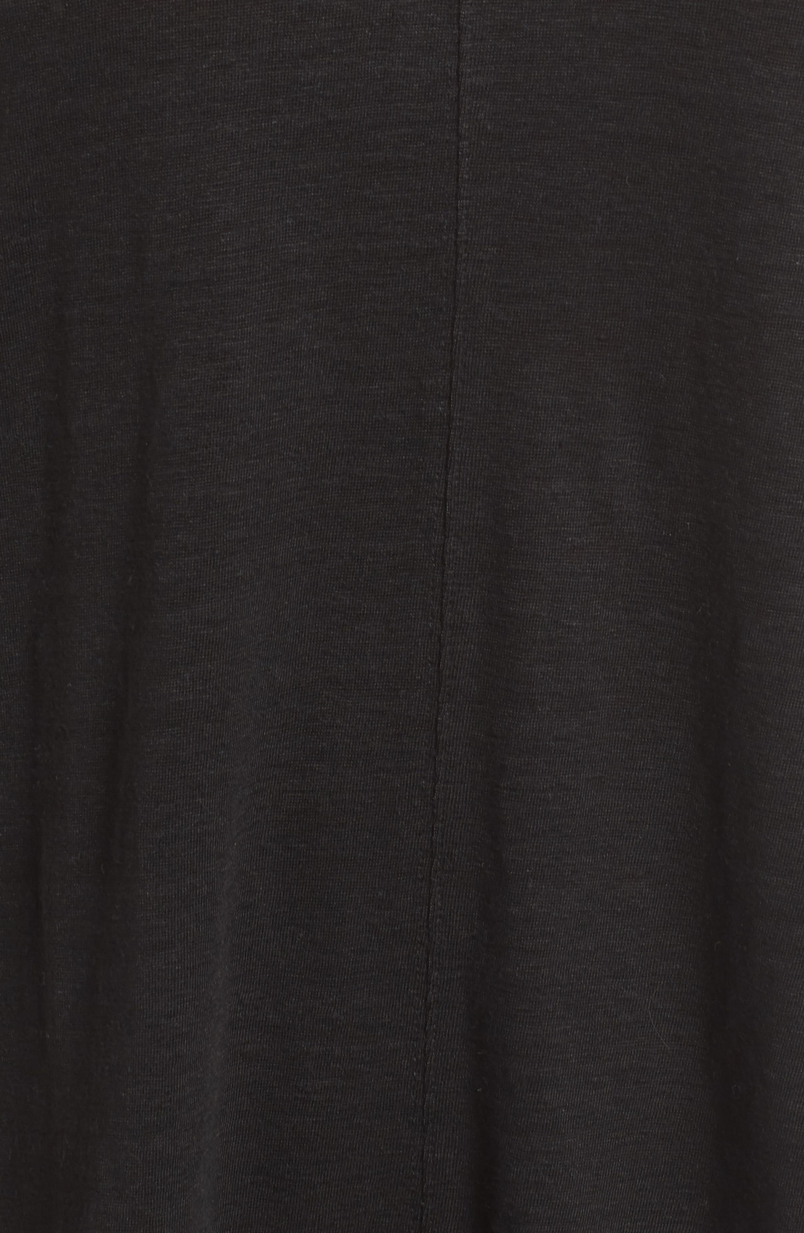 Alternate Image 5  - Eileen Fisher Organic Linen Top (Plus Size)
