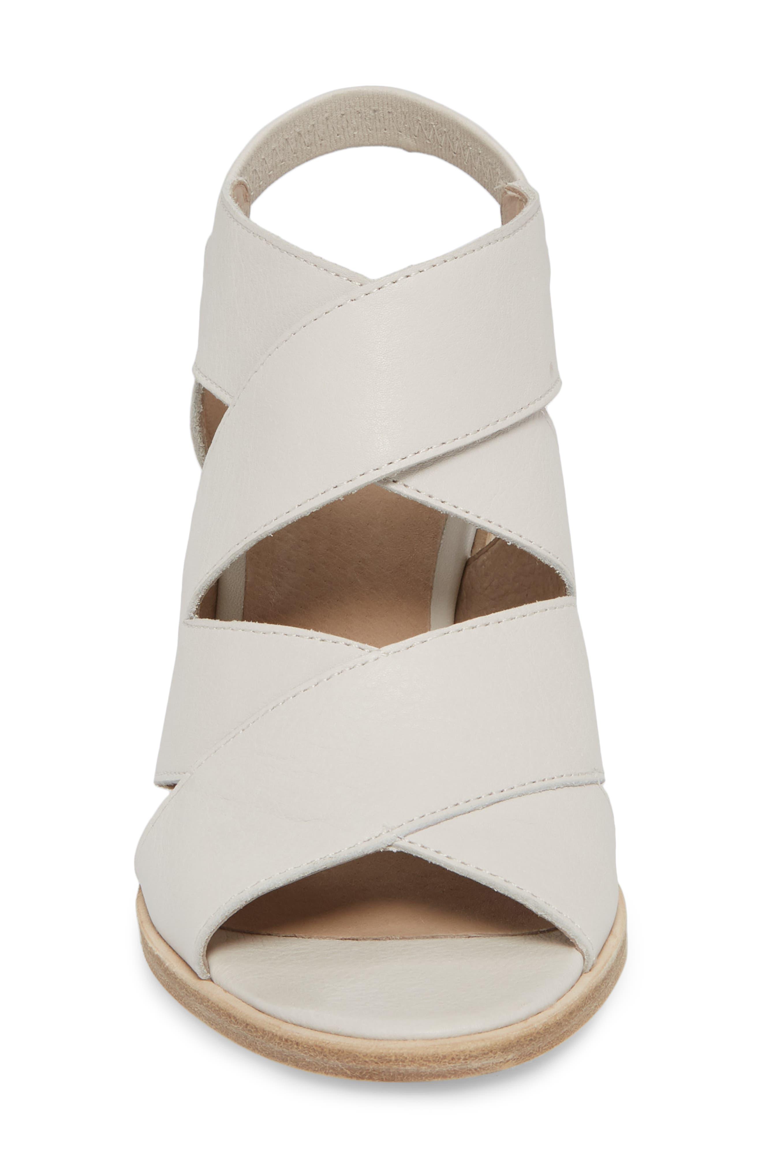 Rai Sandal,                             Alternate thumbnail 4, color,                             Bone Leather