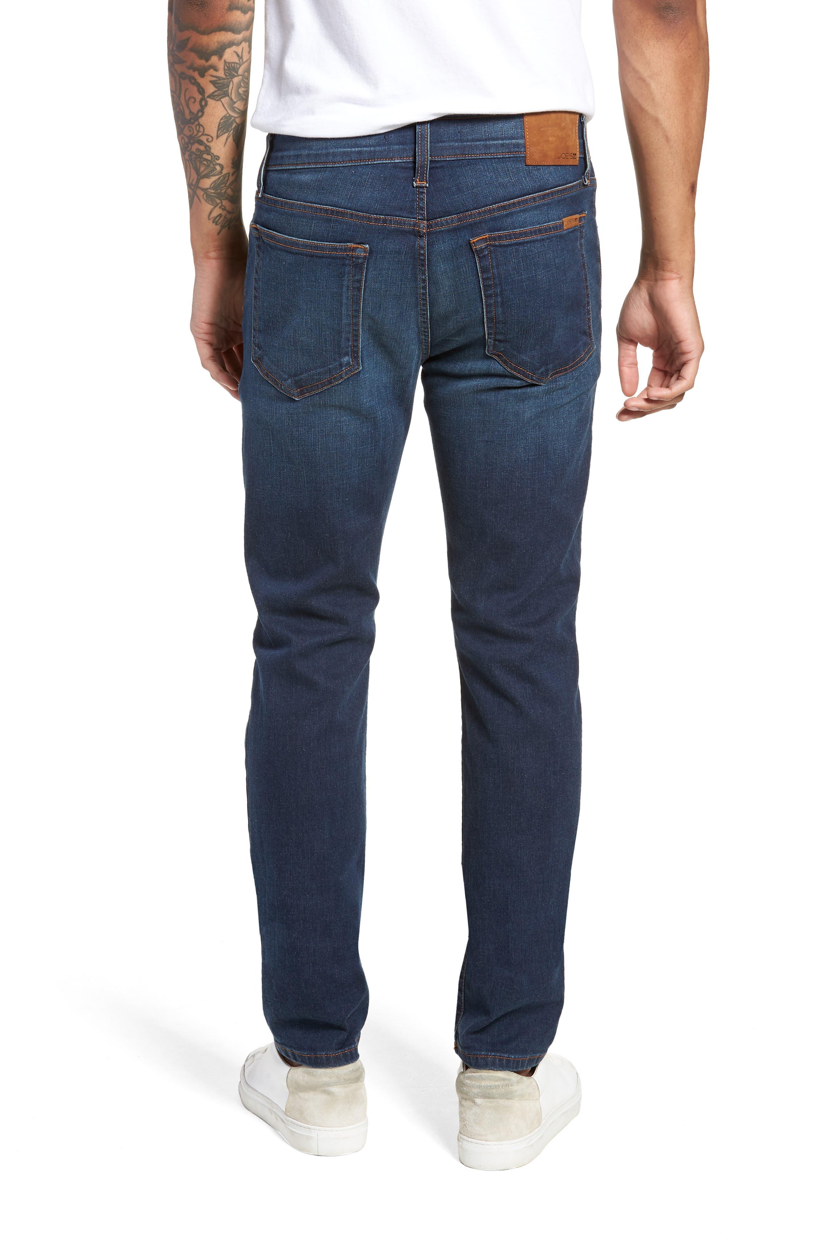 Slim Fit Jeans,                             Alternate thumbnail 2, color,                             Brett