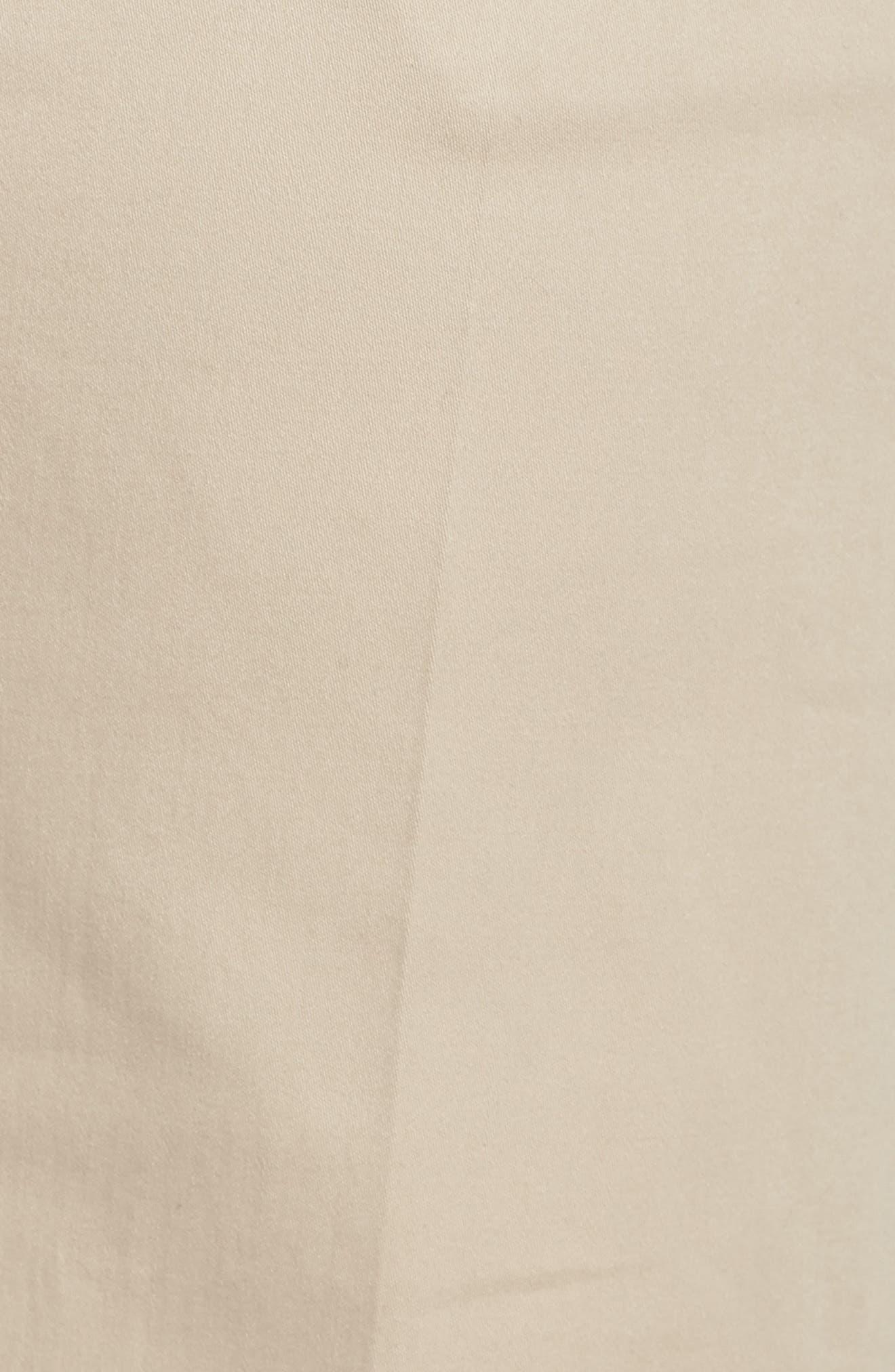 Crop Pants,                             Alternate thumbnail 7, color,                             Dark Beige