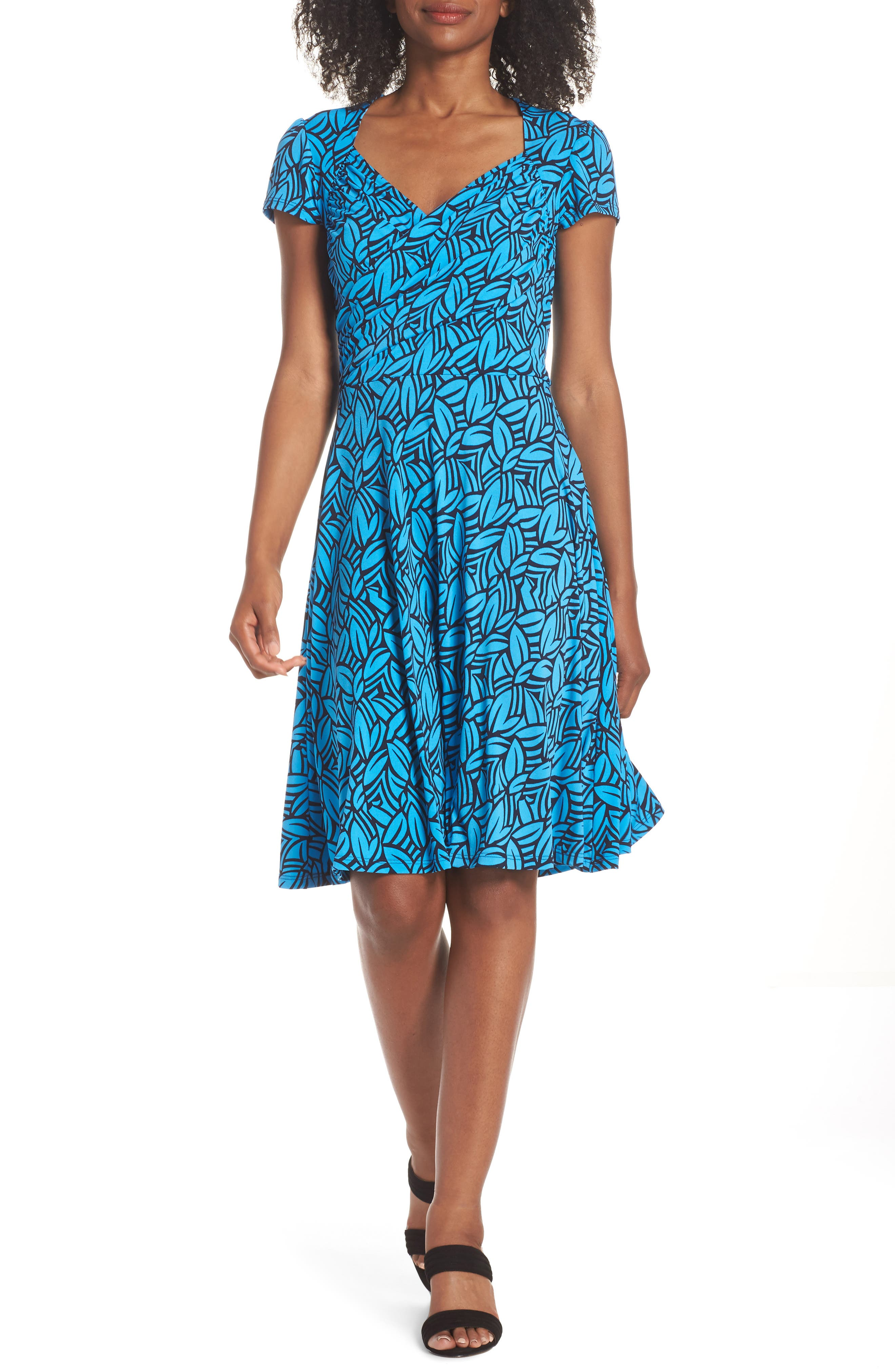 Women\'s Red Fit & Flare Dresses | Nordstrom