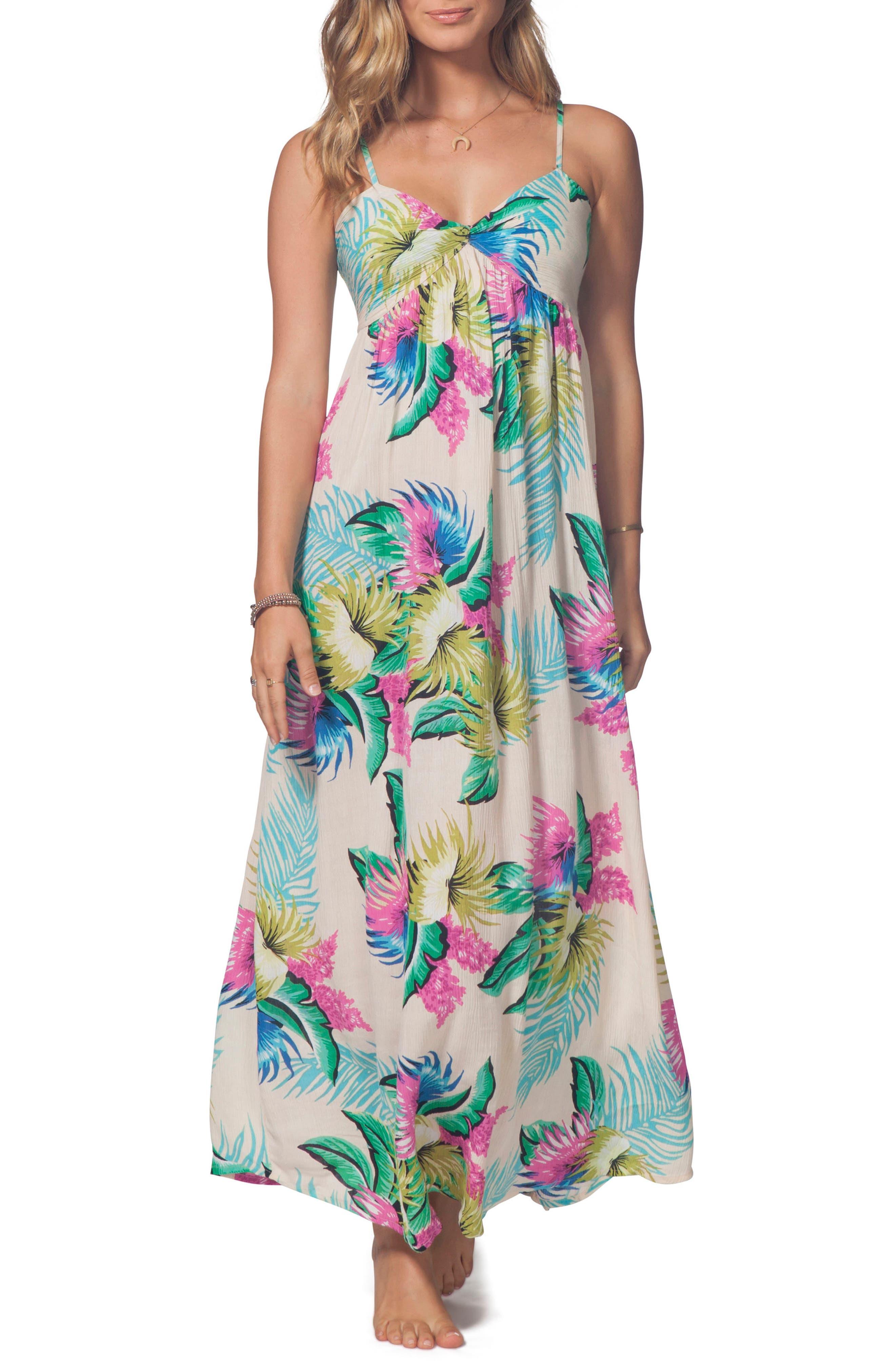 Alternate Image 1 Selected - Rip Curl Ophelia Maxi Dress