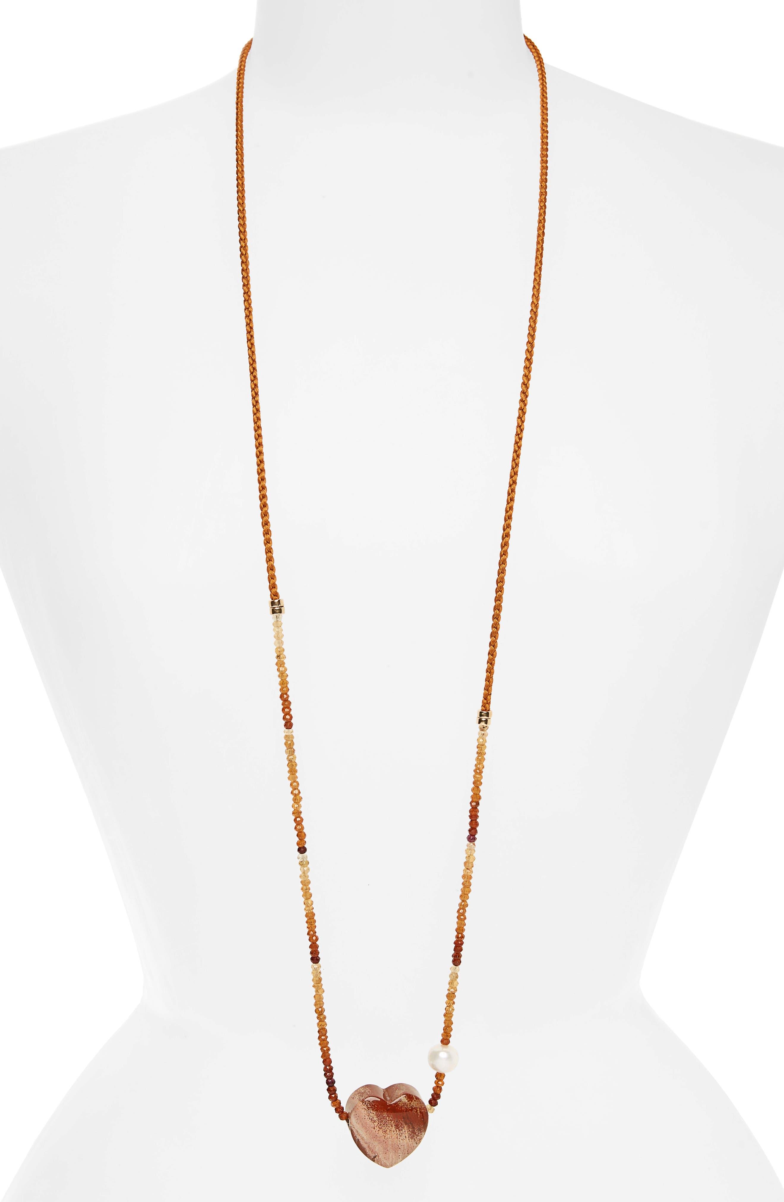 Lizzie Fortunato Gemini Necklace