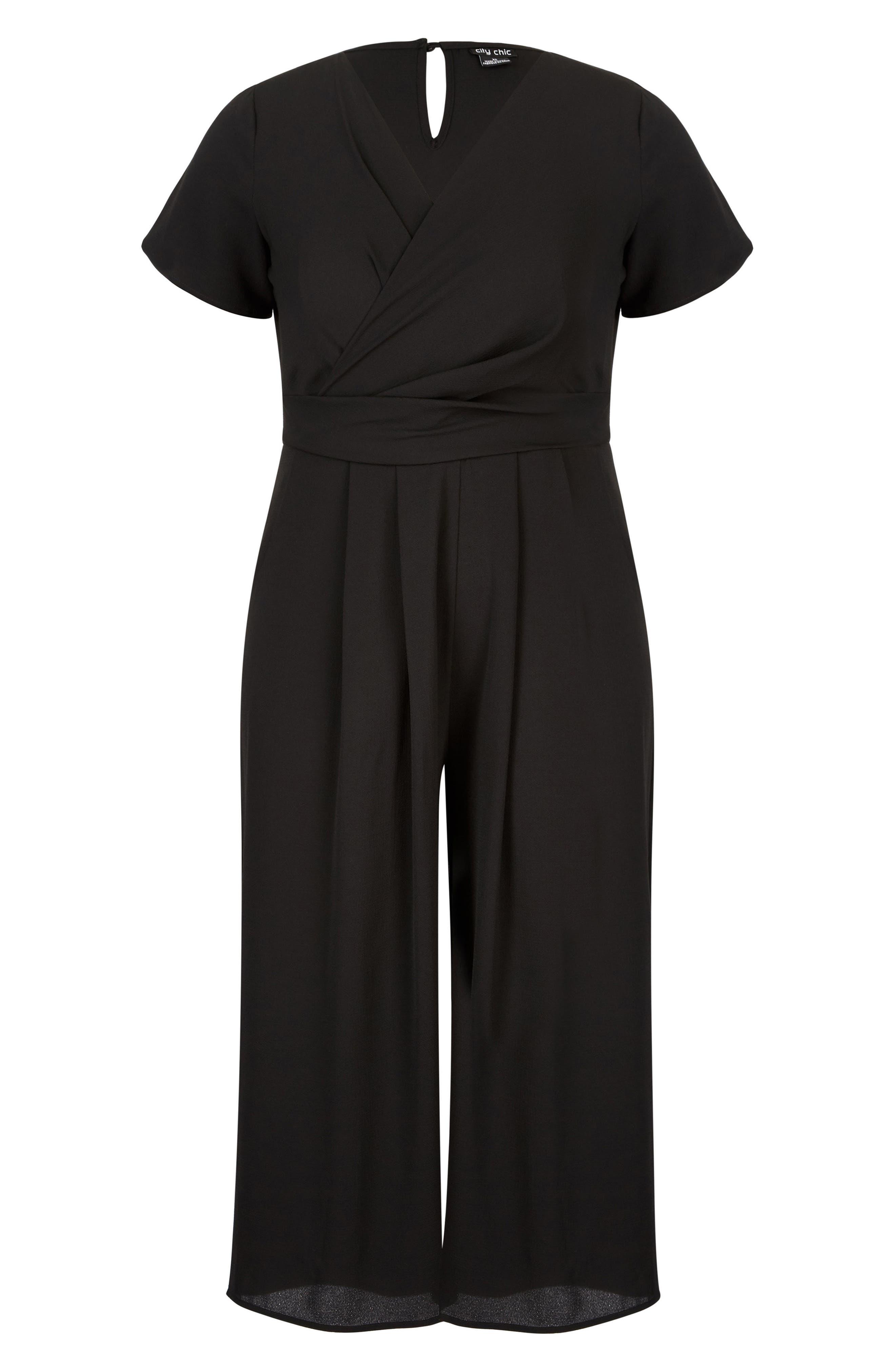 Asplice Jumpsuit,                             Alternate thumbnail 3, color,                             Black