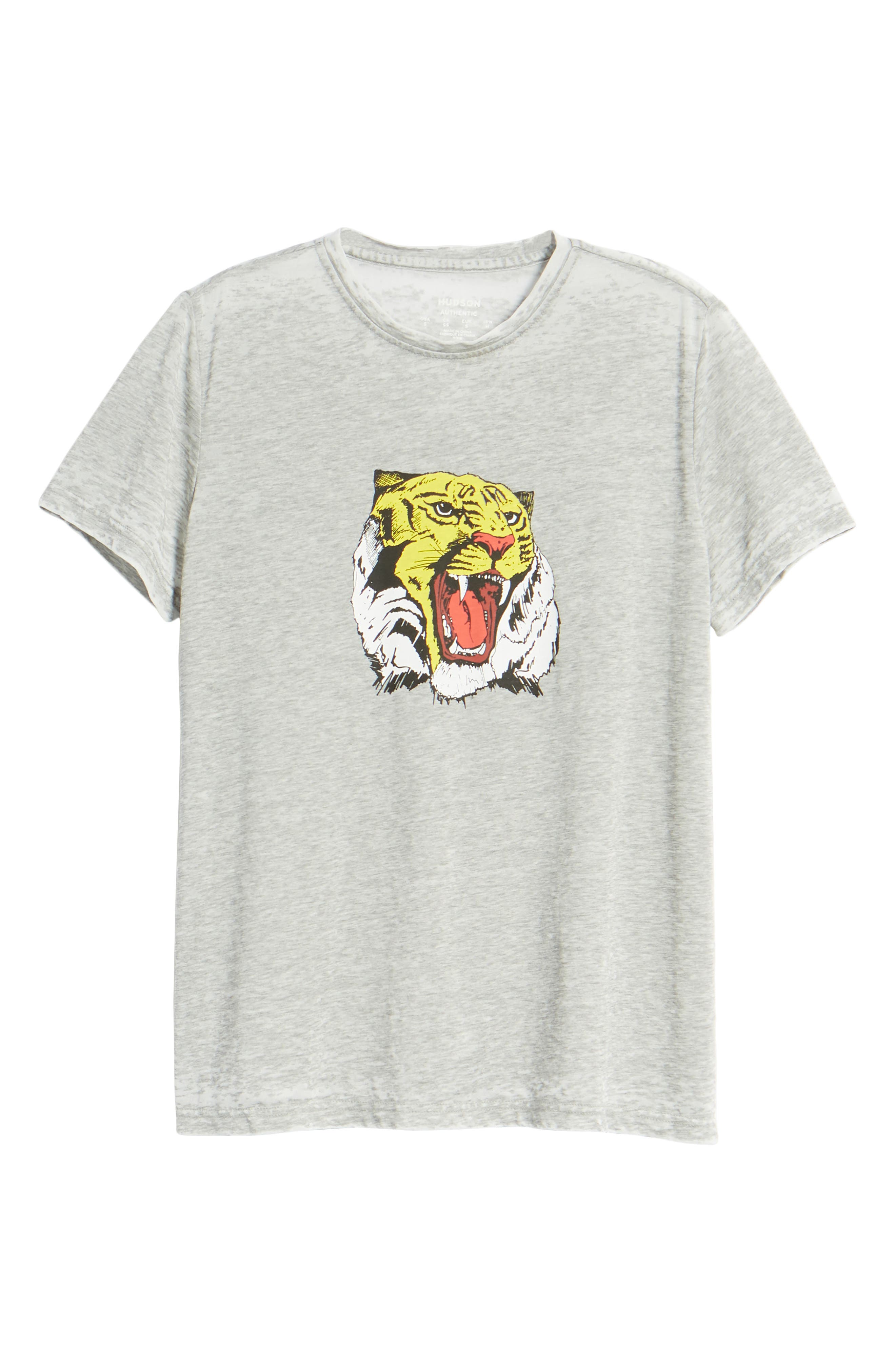 Graphic Tee,                             Alternate thumbnail 7, color,                             Worn Out Grey
