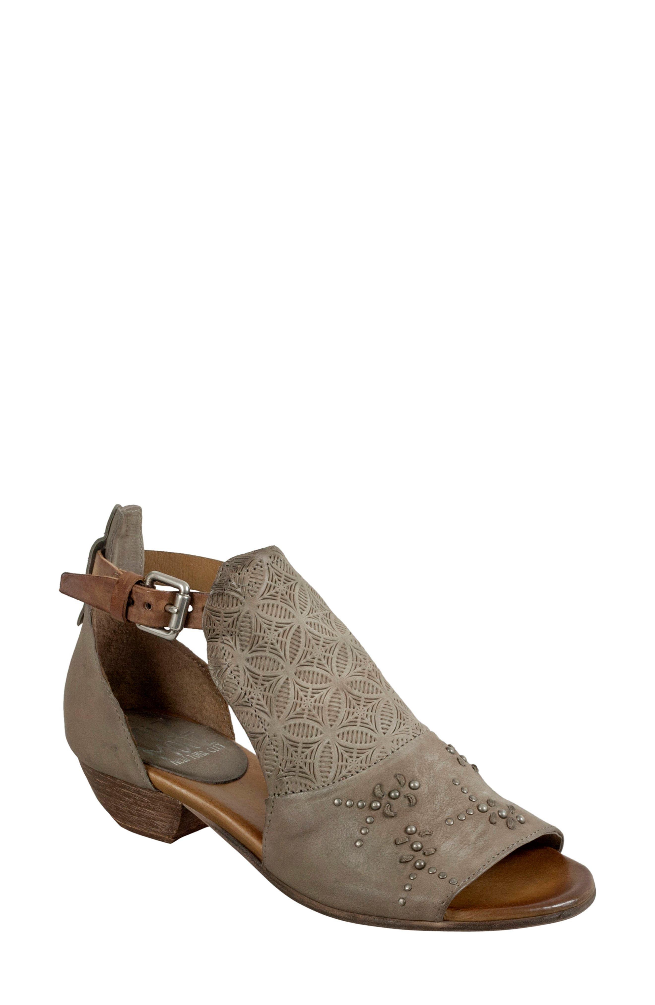 Miz Mooz Carey Embellished Sandal (Women)