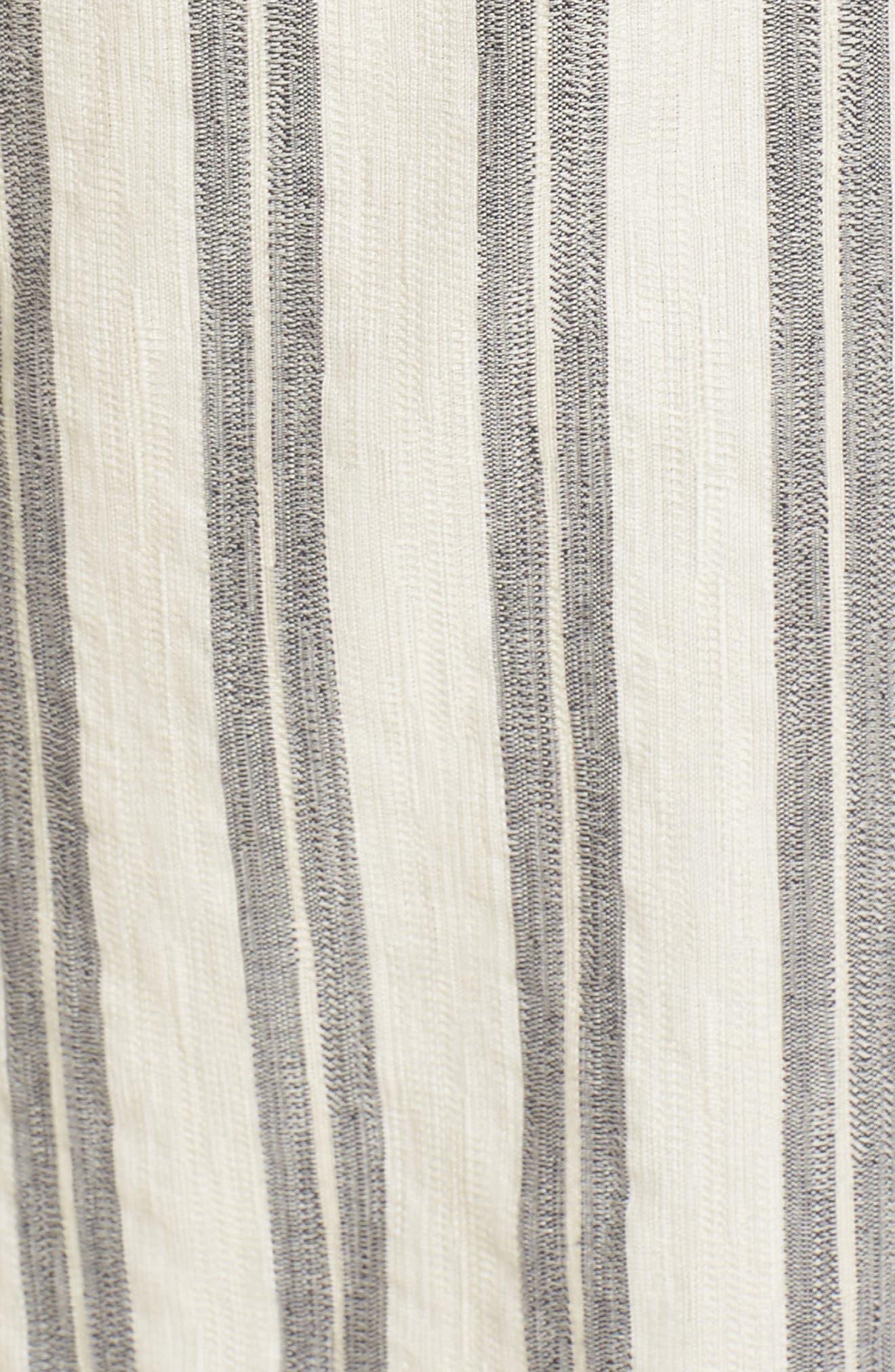 Molly Pants,                             Alternate thumbnail 6, color,                             White Multi