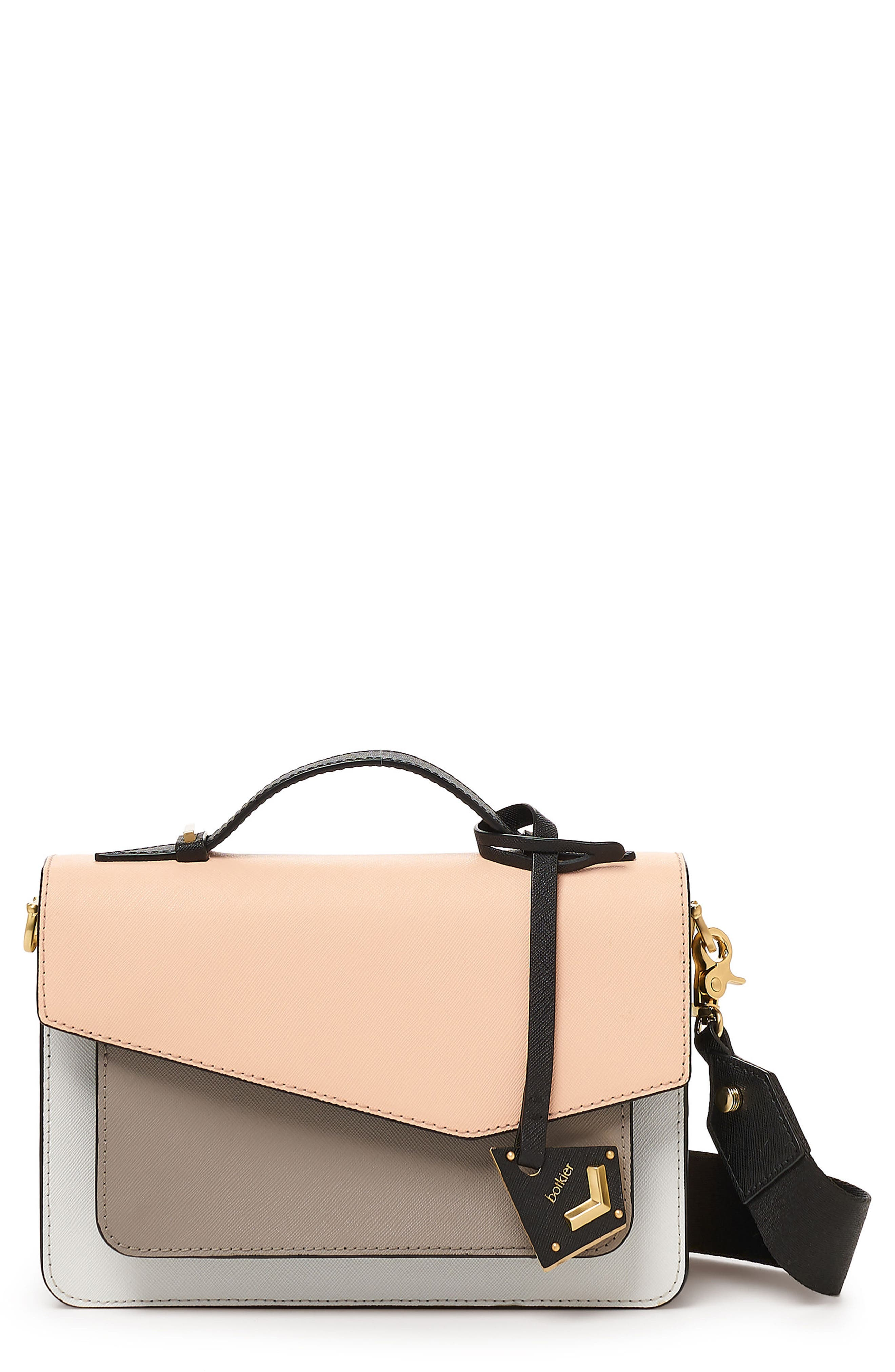 Alternate Image 1 Selected - Botkier Cobble Hill Leather Crossbody Bag