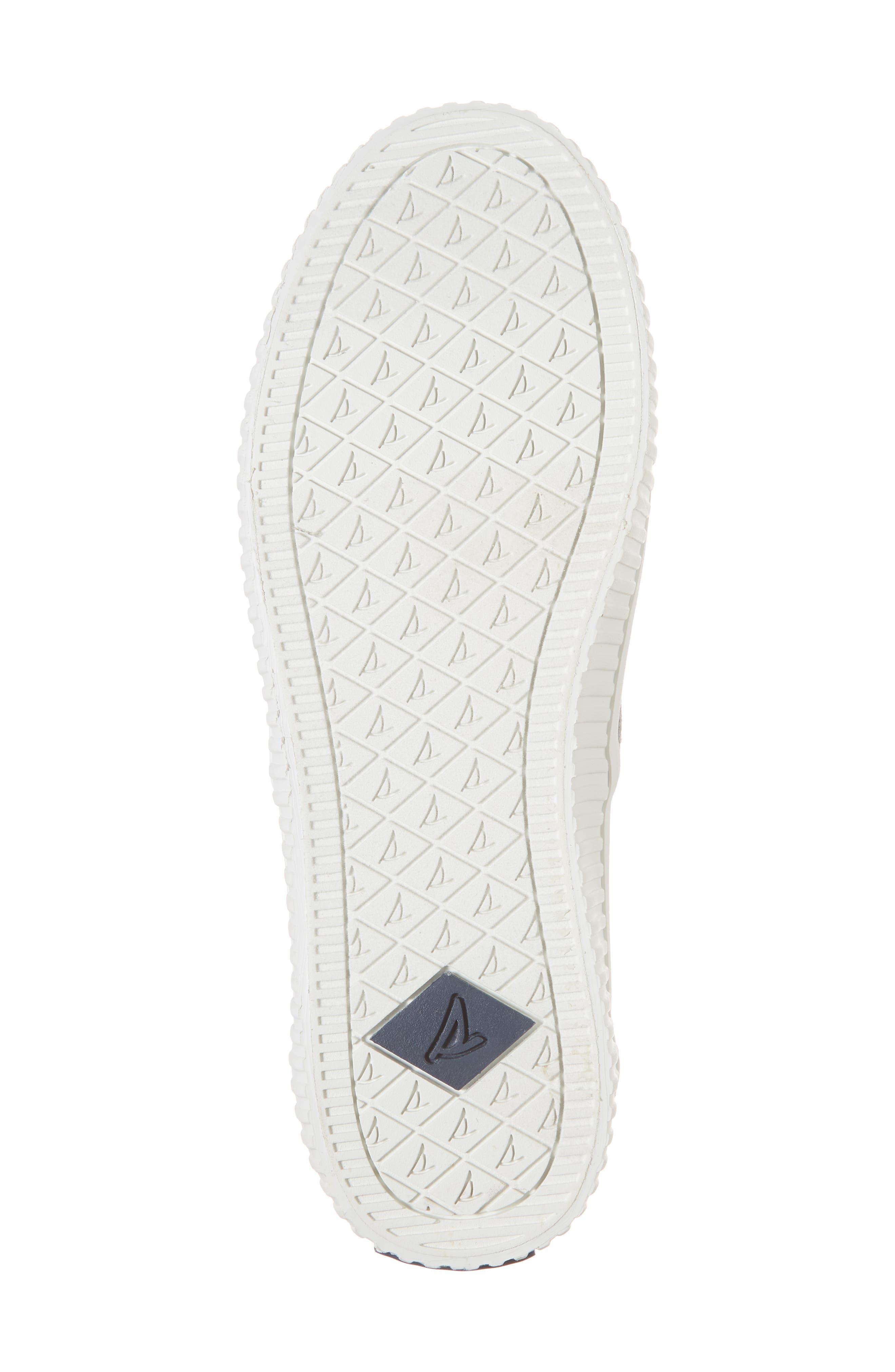Crest Creeper CVO Slip-On Sneaker,                             Alternate thumbnail 6, color,                             Grey Fabric