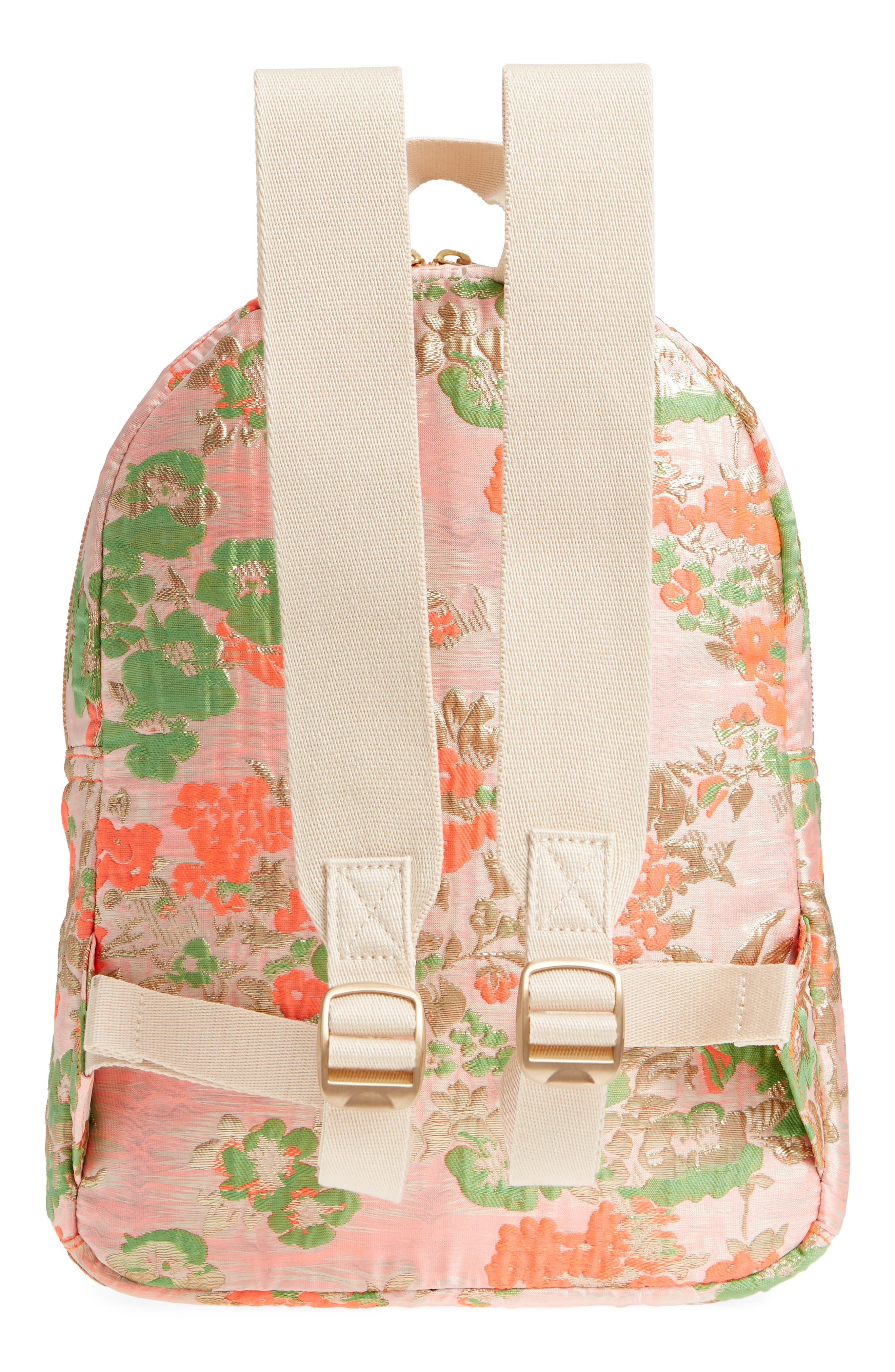 Alternate Image 3  - STATE Bags Mini Kane Brocade Backpack