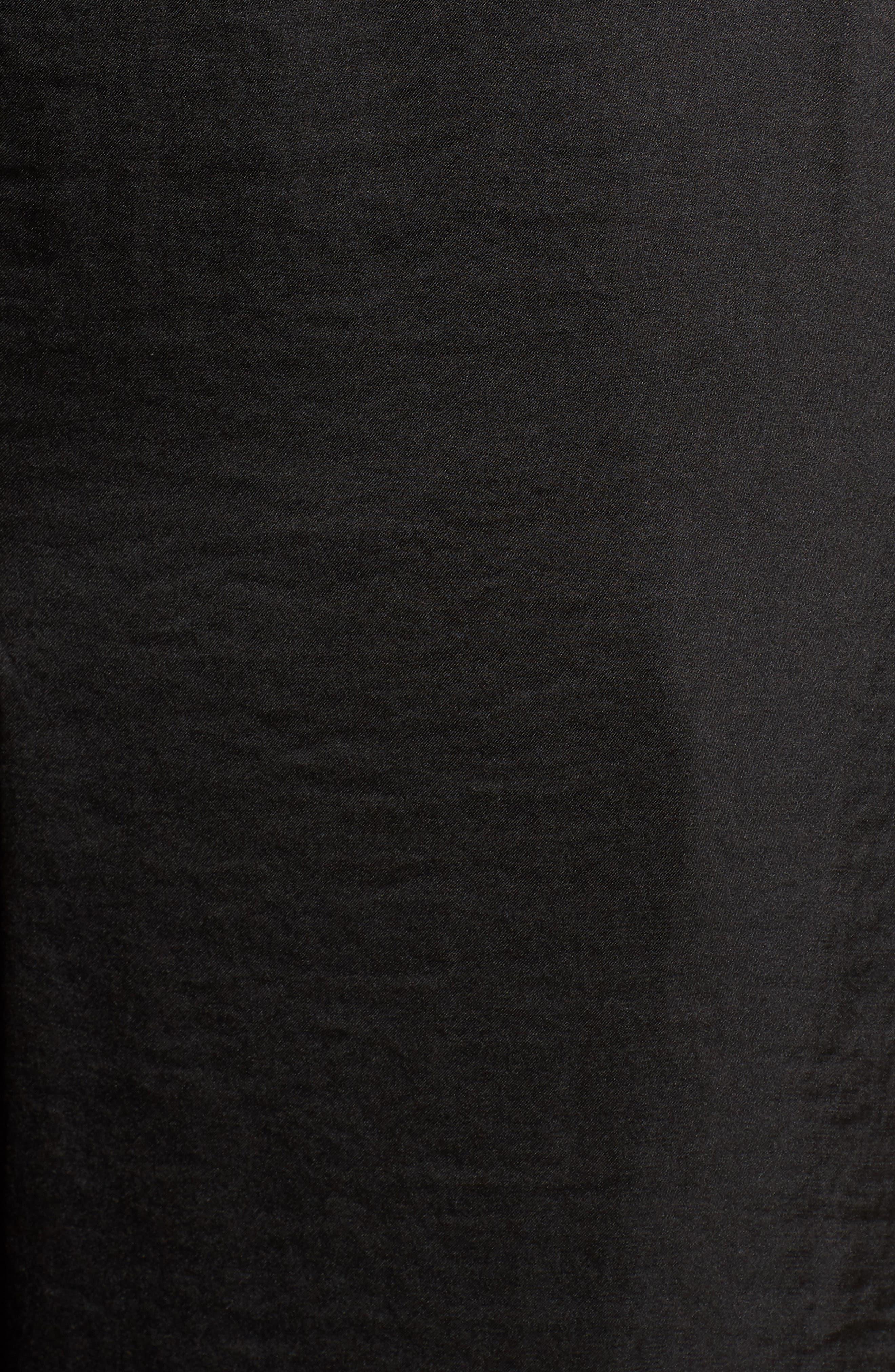 Kenneth Cole Wide Leg Pants,                             Alternate thumbnail 6, color,                             Black
