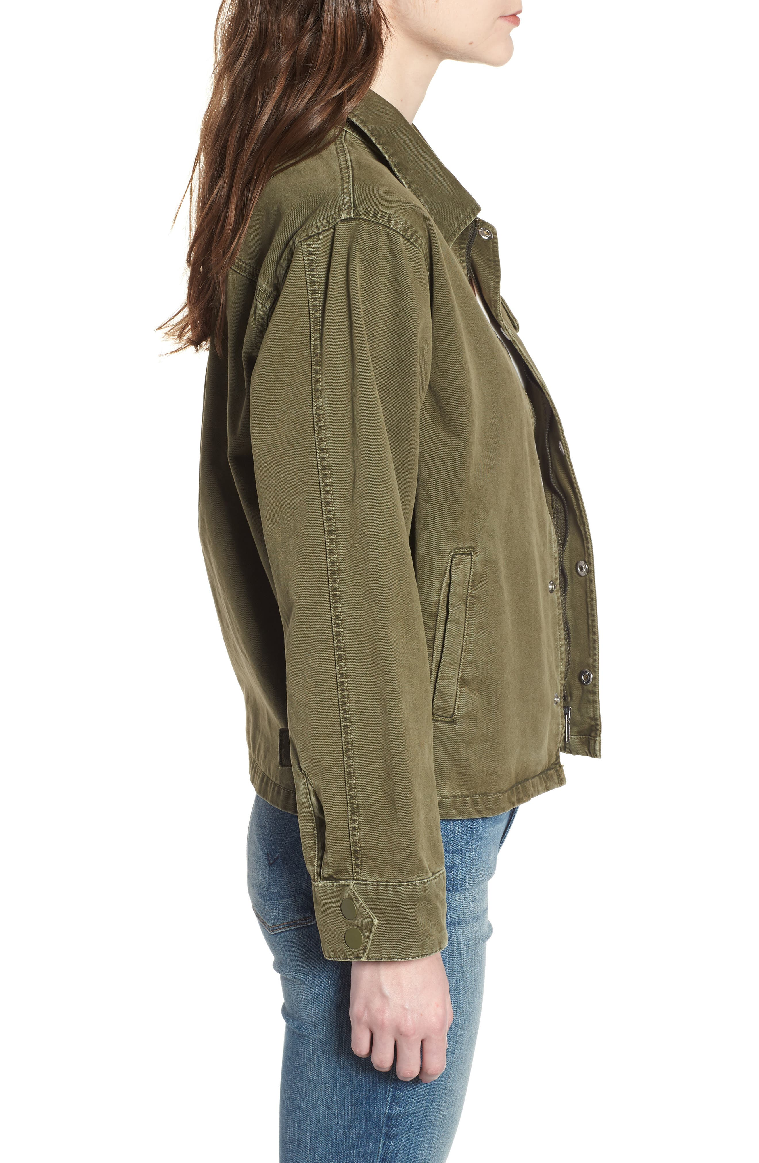 Route Field Jacket,                             Alternate thumbnail 3, color,                             Formation