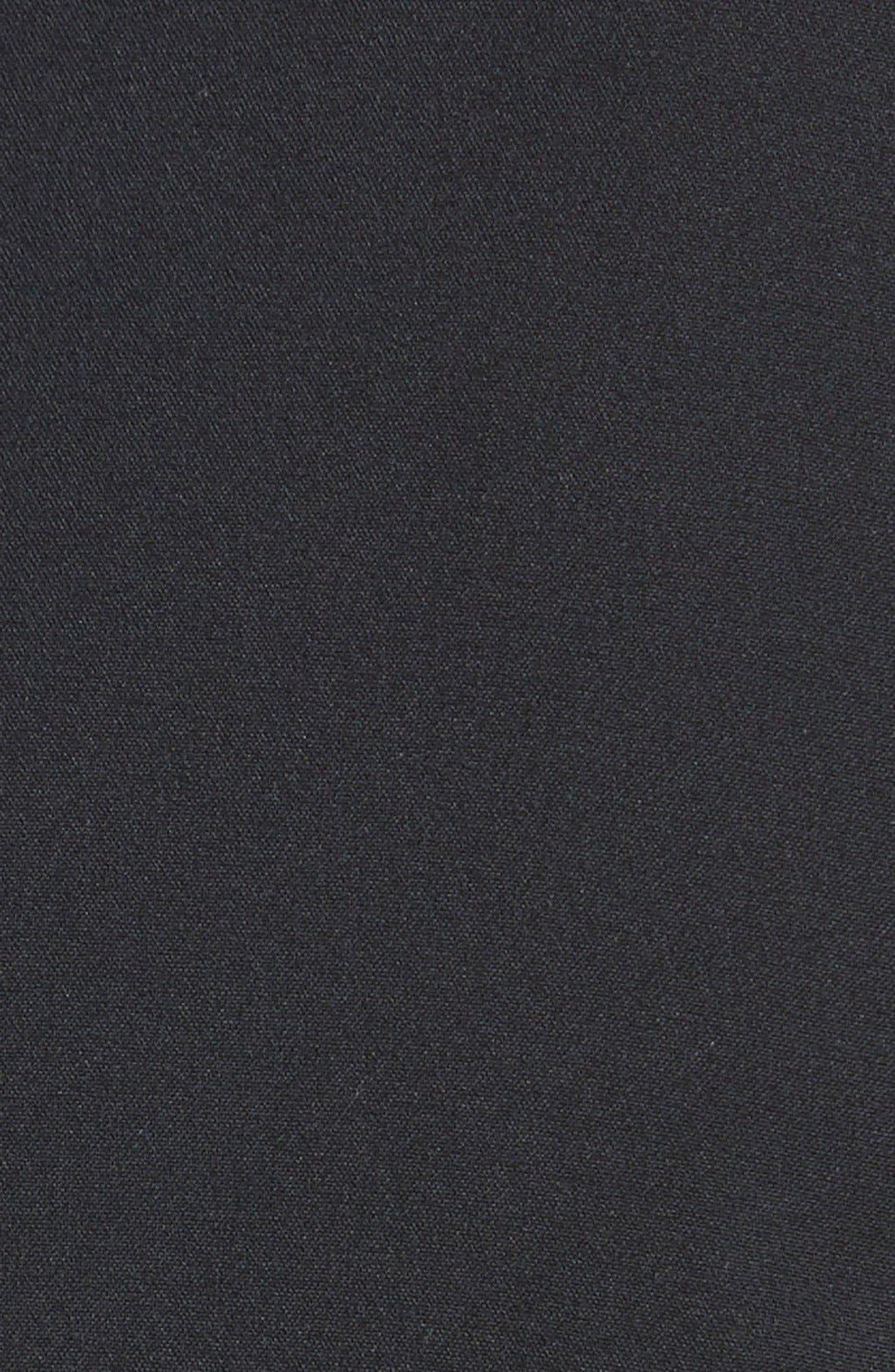 Alternate Image 3  - Calvin Klein Side Ruched Sheath Dress (Plus Size)
