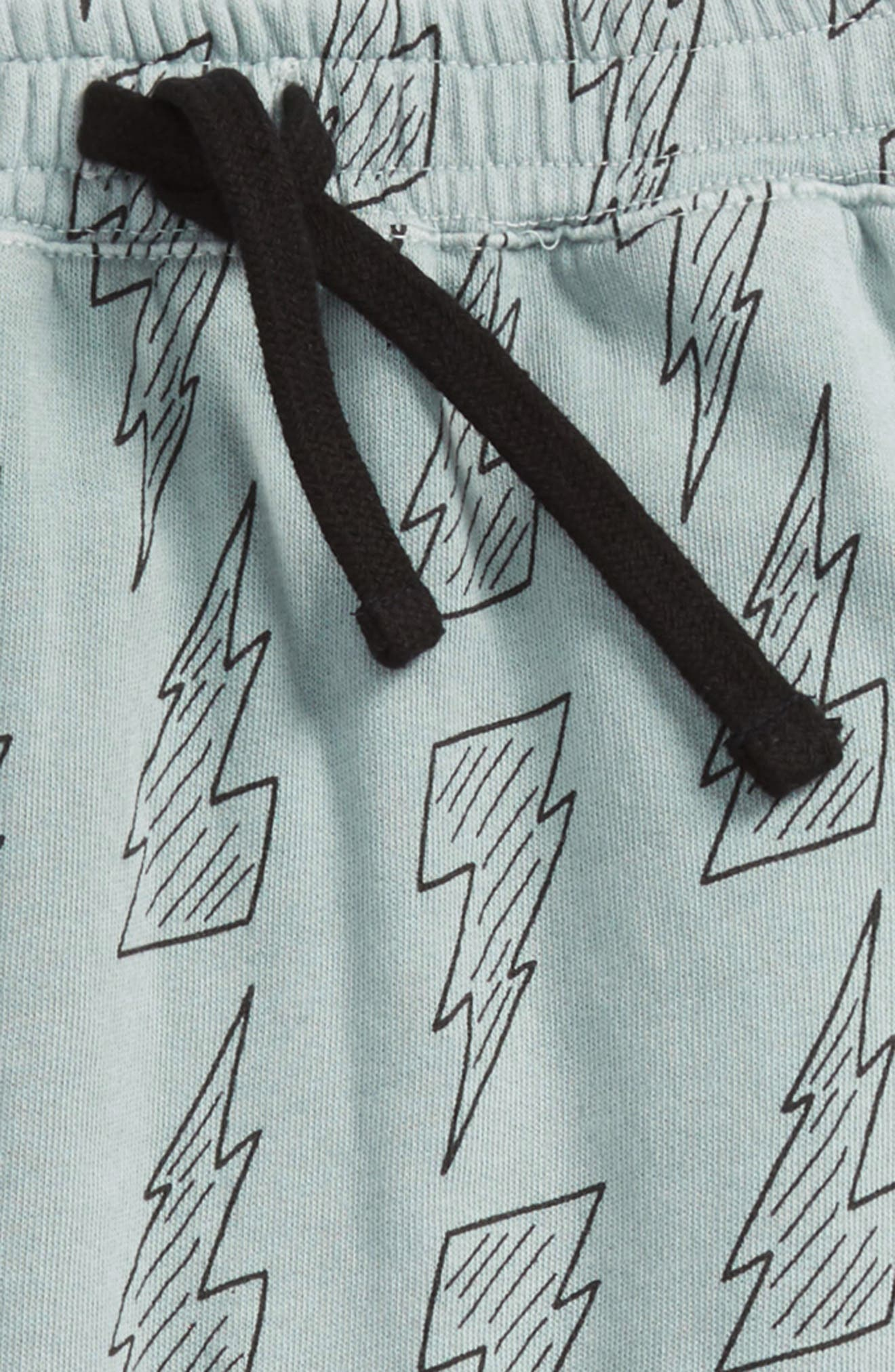 Alternate Image 2  - Stem Lightning Bolt Print Jogger Pants (Toddler Boys, Little Boys & Big Boys)