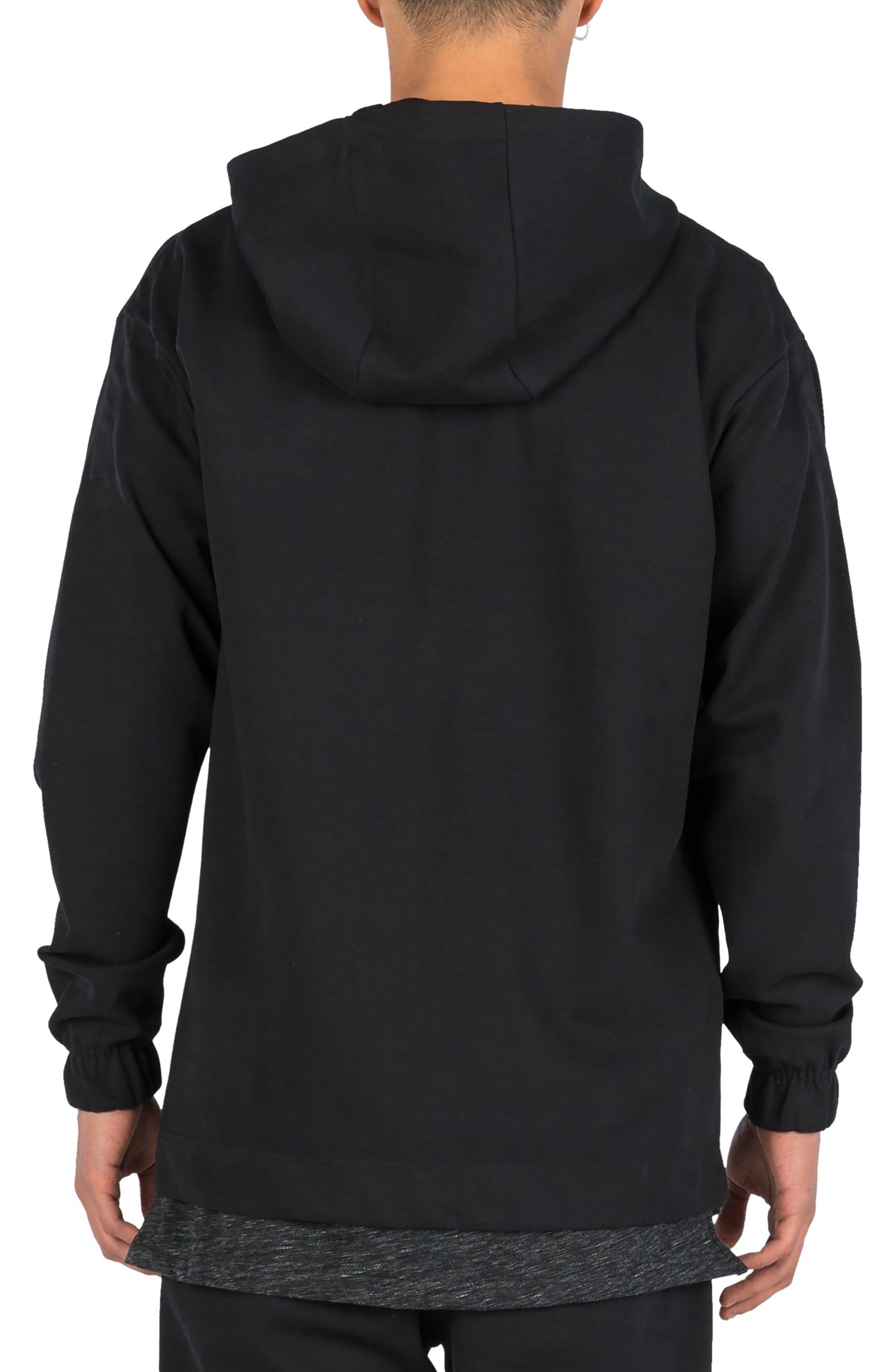 Alternate Image 2  - ZANEROBE REC Tech Hoodie Sweatshirt