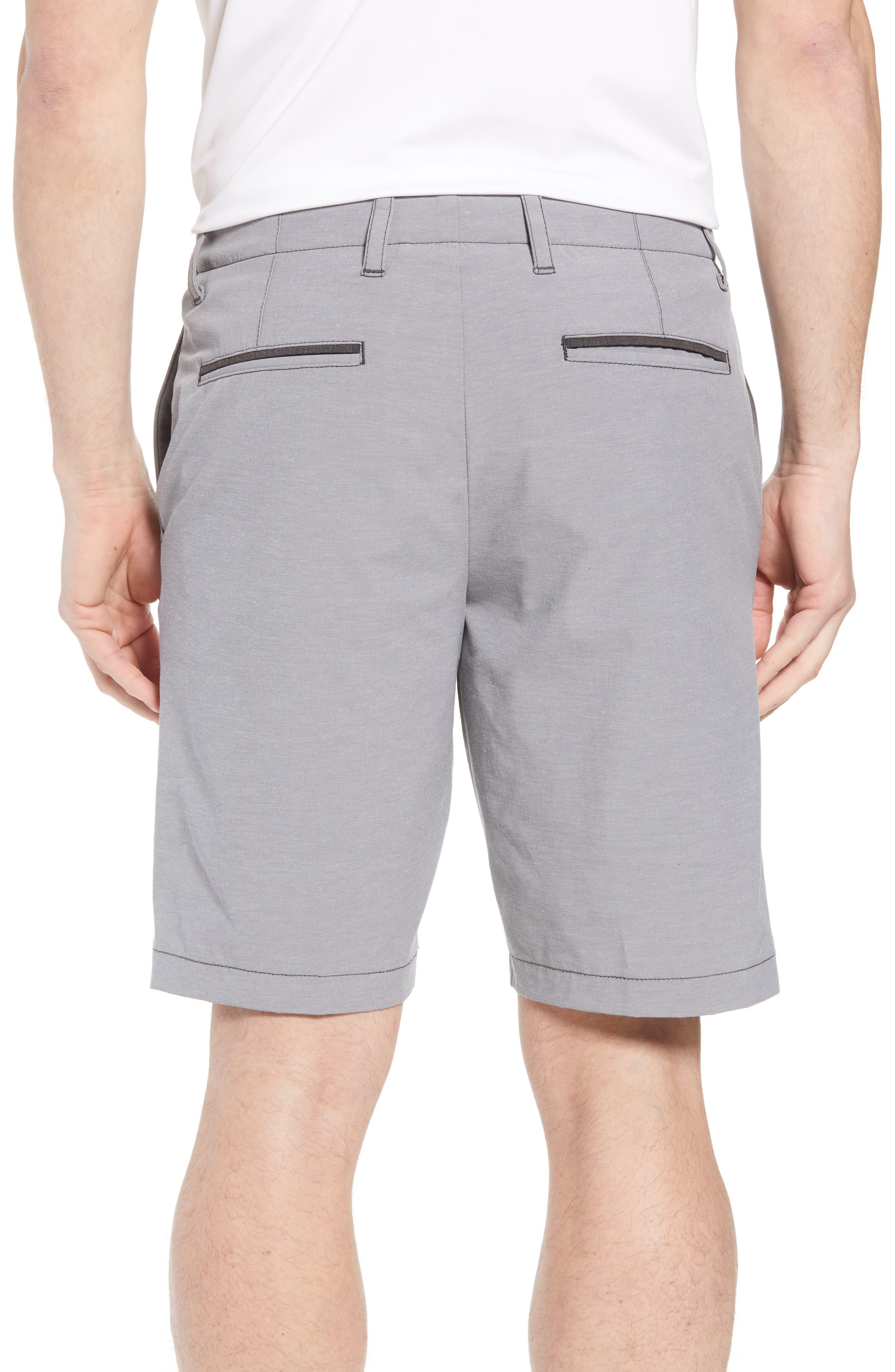 Chip & Run Shorts,                             Alternate thumbnail 2, color,                             Storm Gray