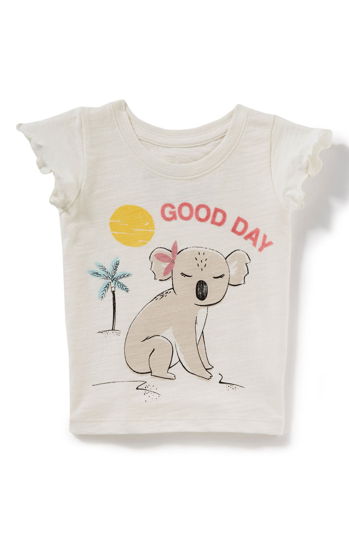Peek Koala Tee (Baby Girls)