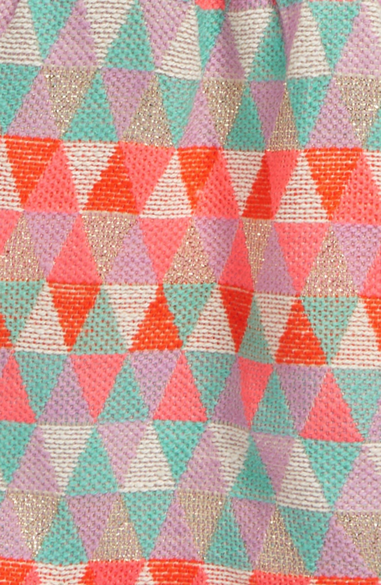Mexico Shorts,                             Alternate thumbnail 2, color,                             Coral