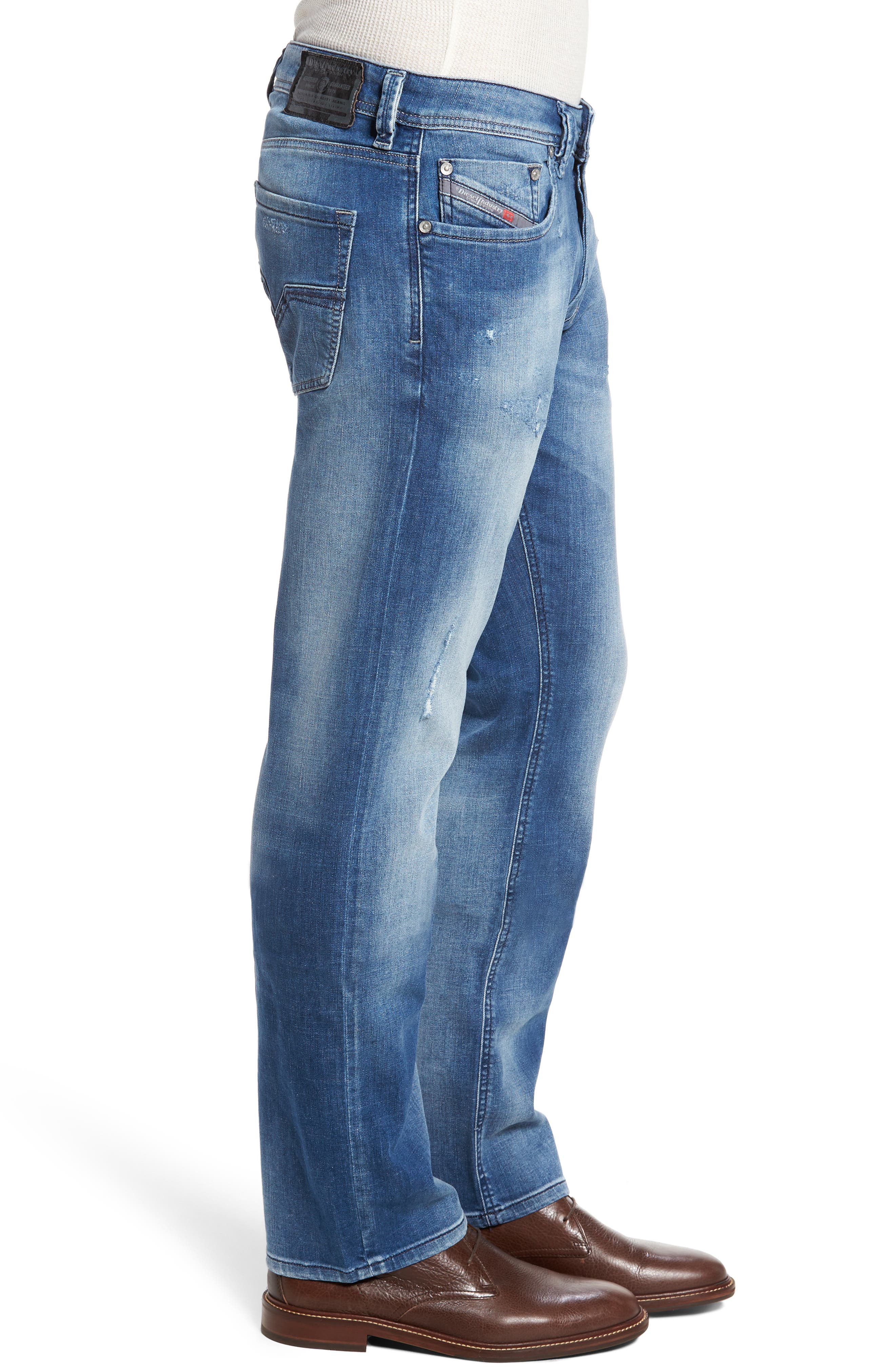 Larkee Relaxed Fit Jeans,                             Alternate thumbnail 3, color,                             084Qg