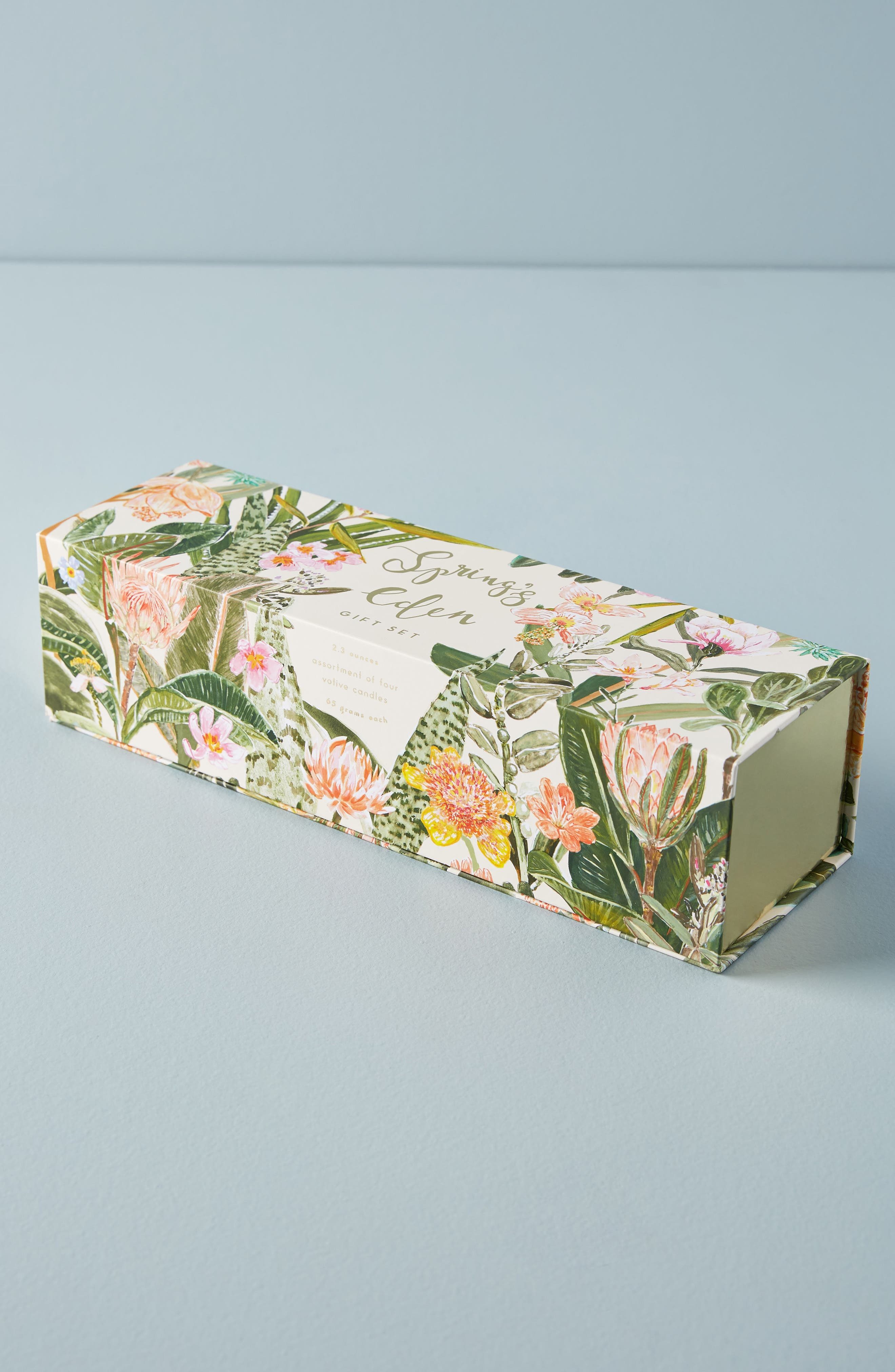 Anthropologie Spring's Eden Candle Gift Set