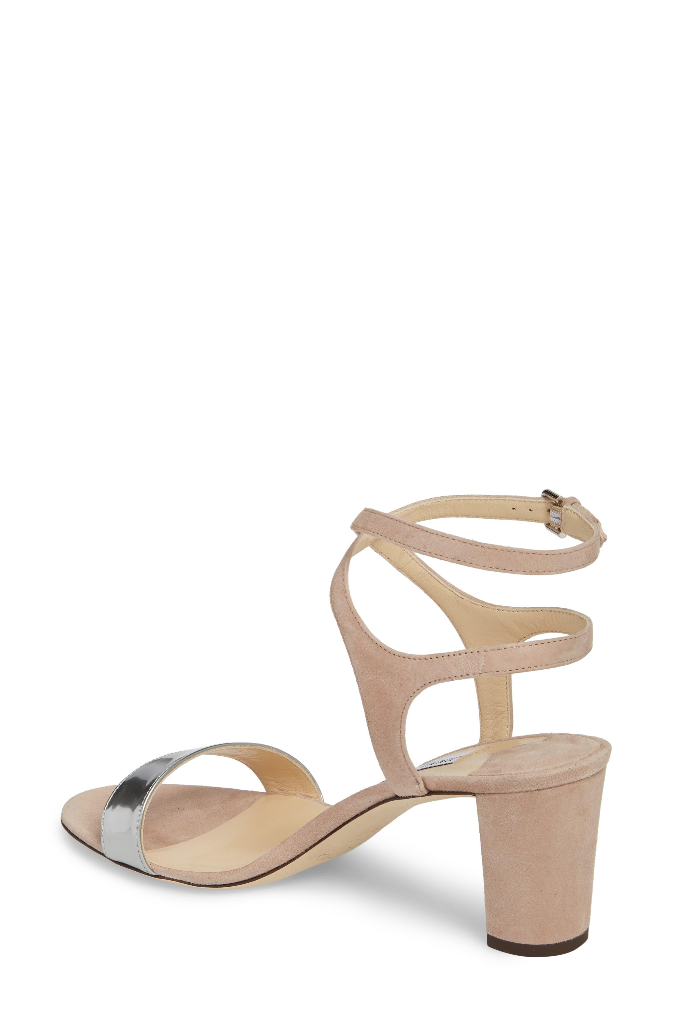 Marine Sandal,                             Alternate thumbnail 2, color,                             Ballet Pink