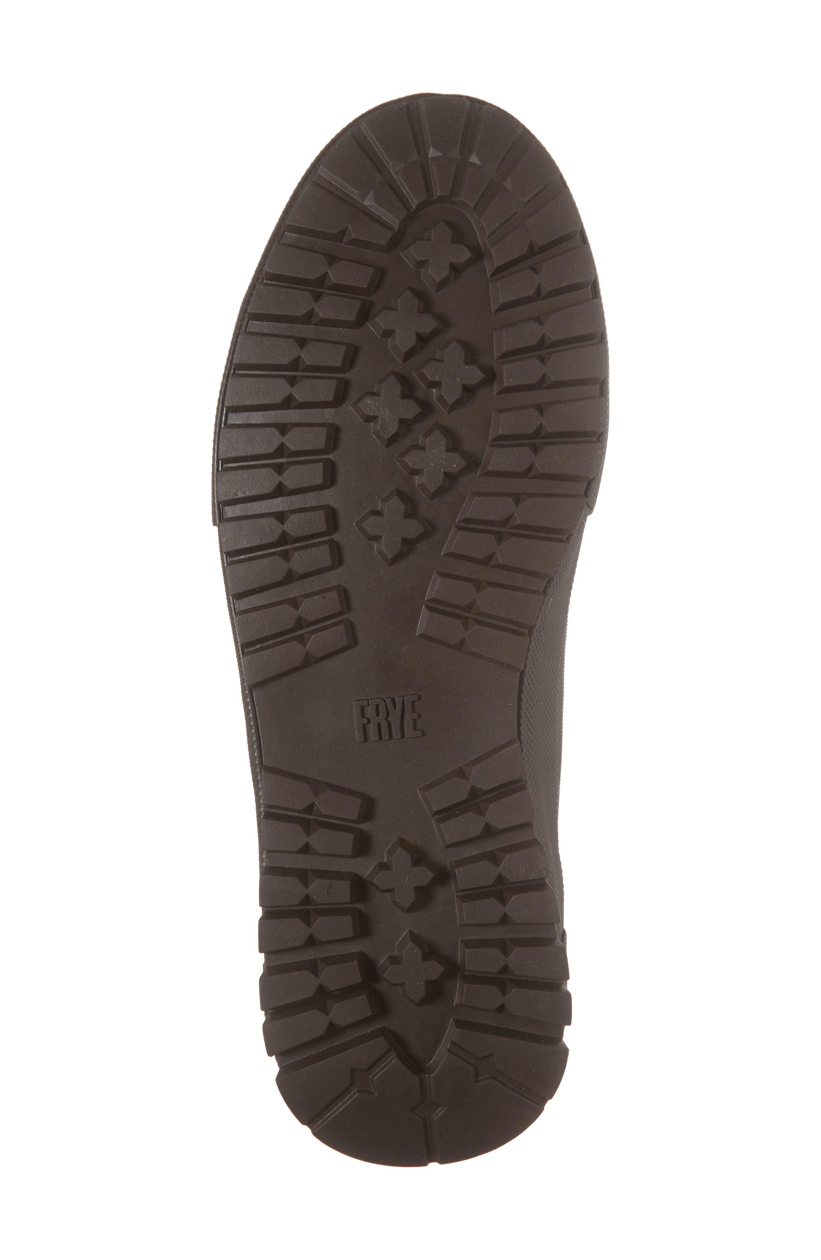 Ryan Lugged Sneaker Boot,                             Alternate thumbnail 6, color,                             Tan Canvas