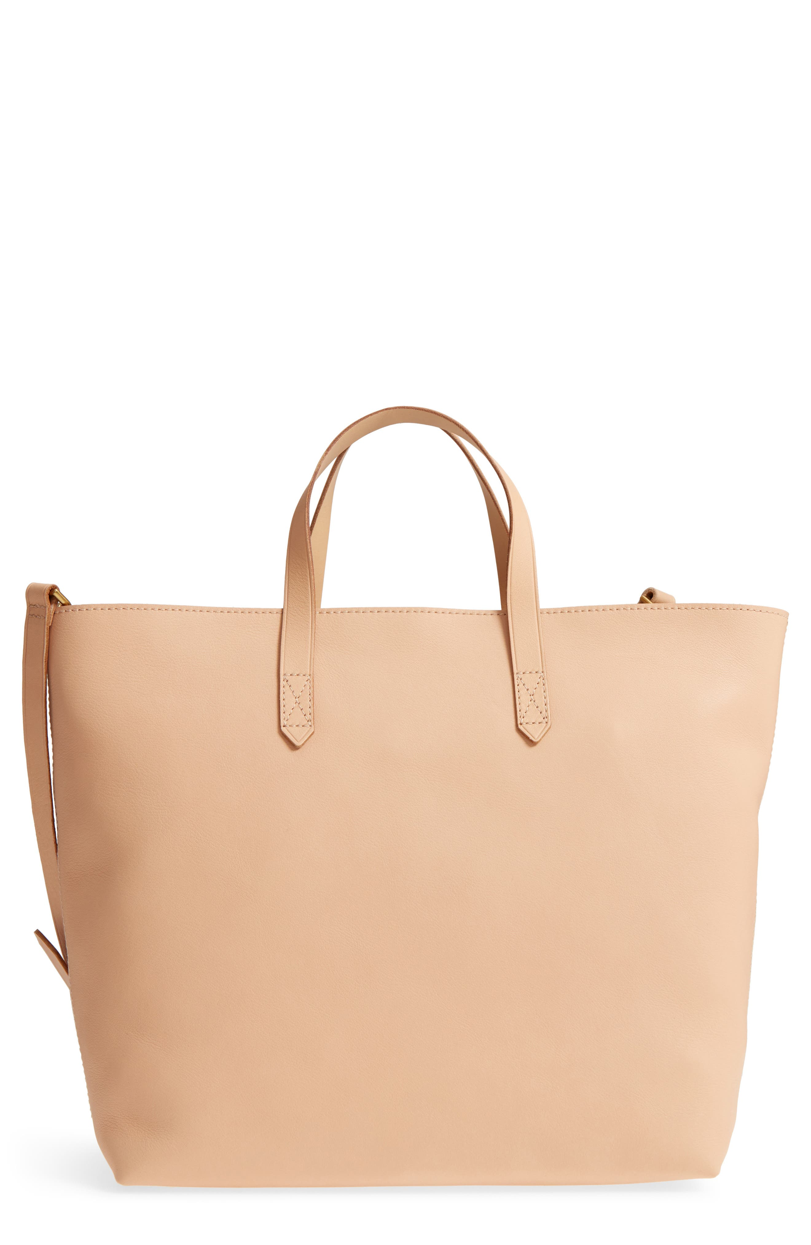 Madewell Tote Bags For Women Leather Coated Canvas Neoprene Nordstrom